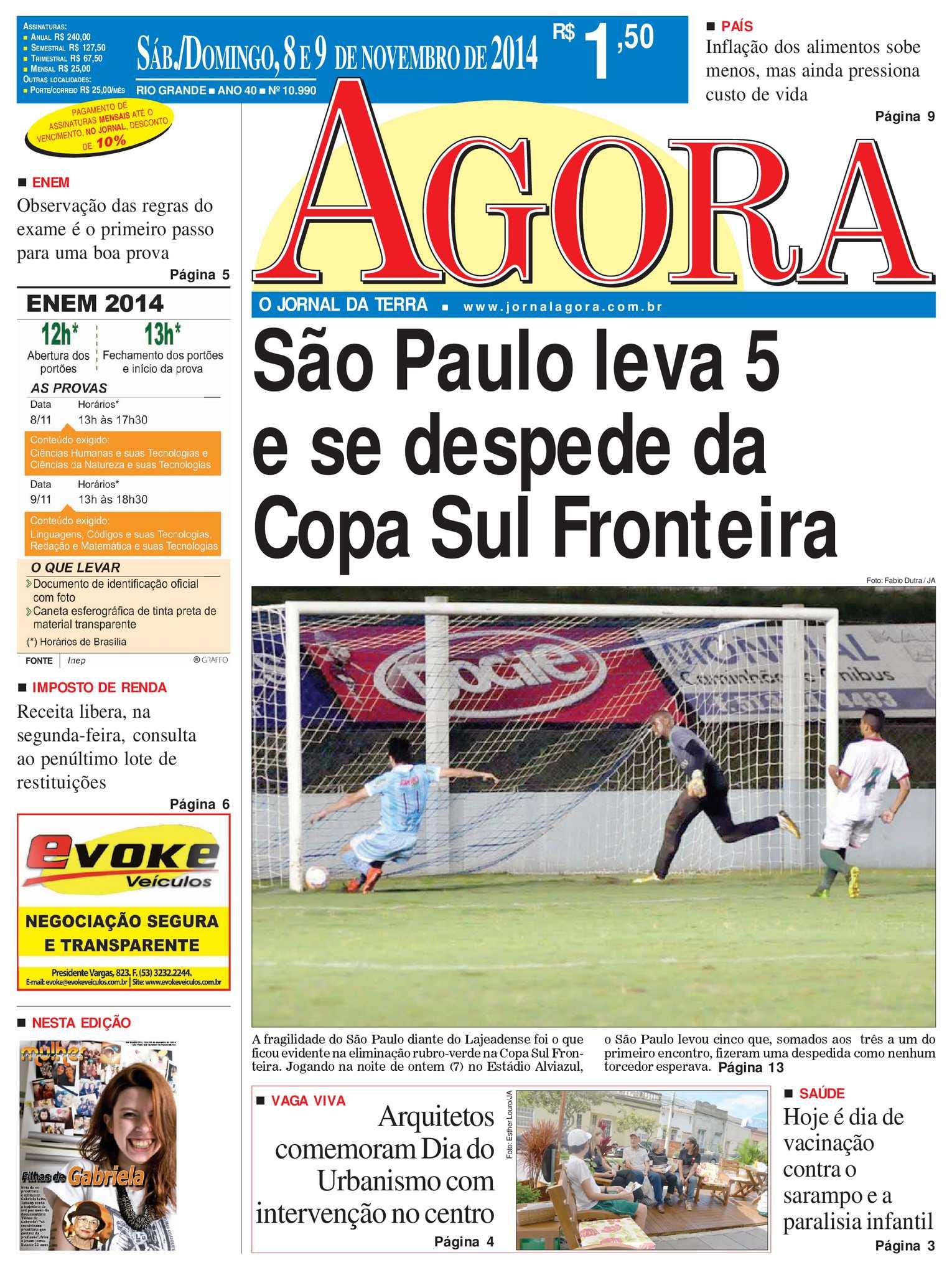 Calaméo - Jornal Agora - Edição 10990 - 8 e 9 de novembro de 2014 7cd2649c9b