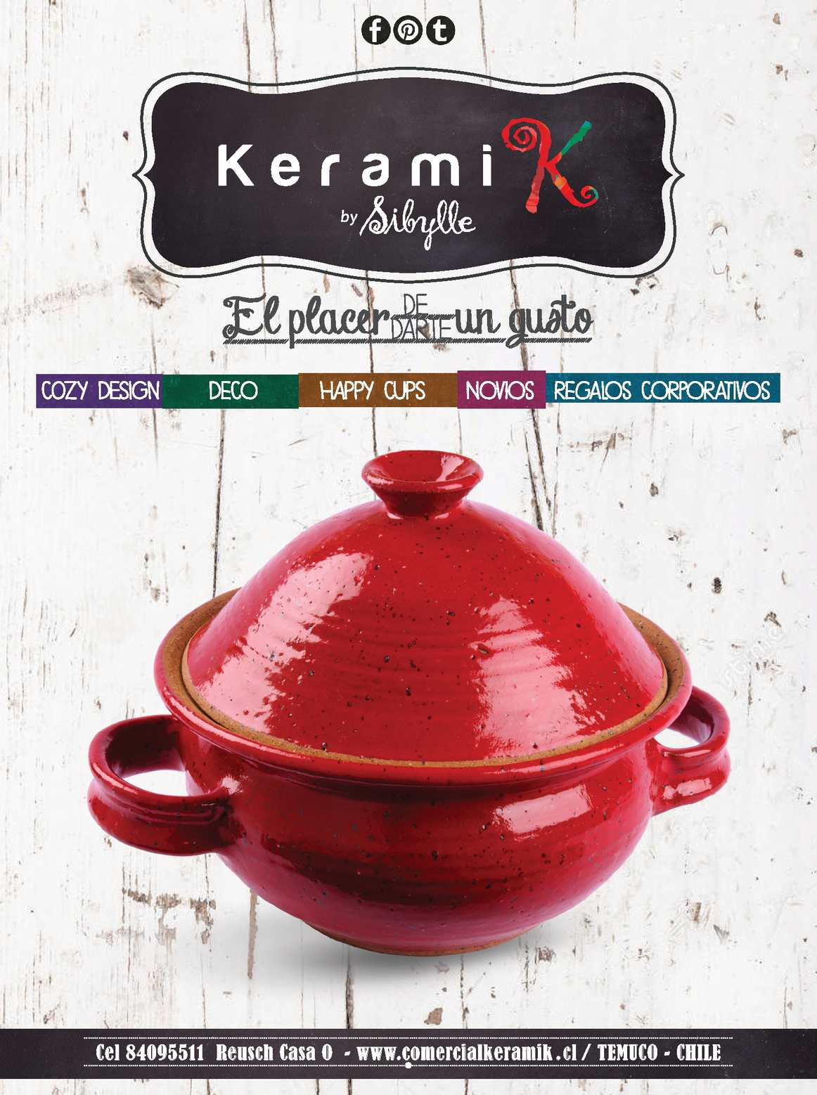 Catalogo 2014 Keramik Ceramicas