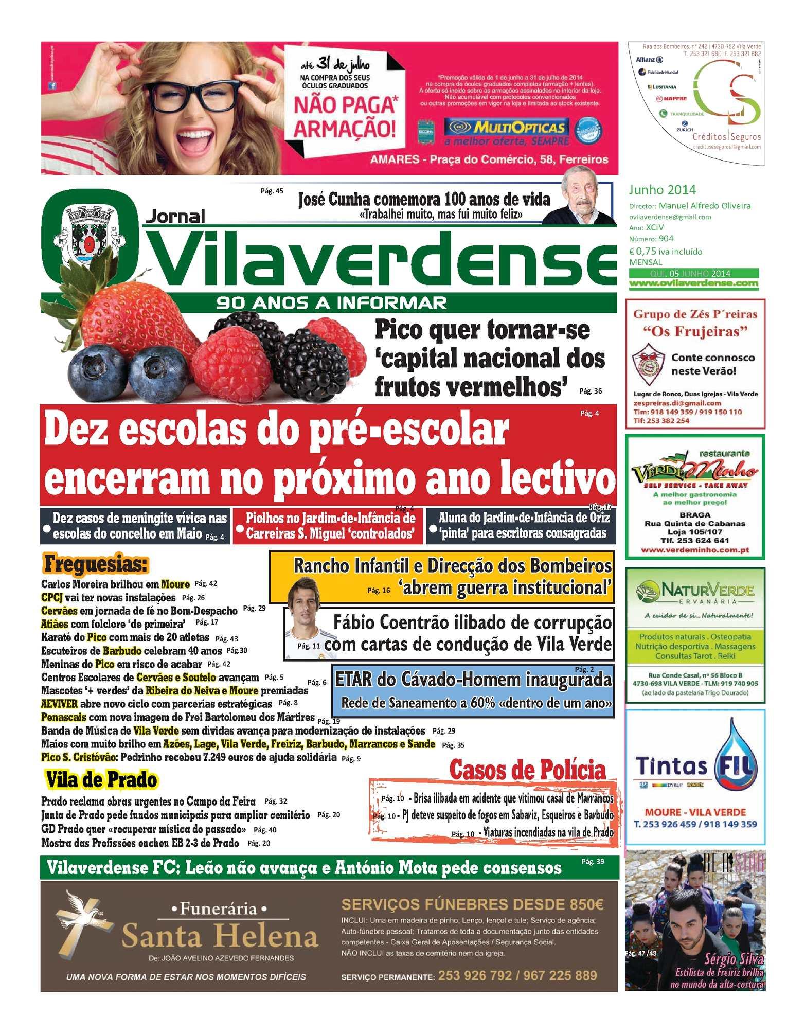 3753bd0513bad Calaméo - O Vilaverdense Junho 2014