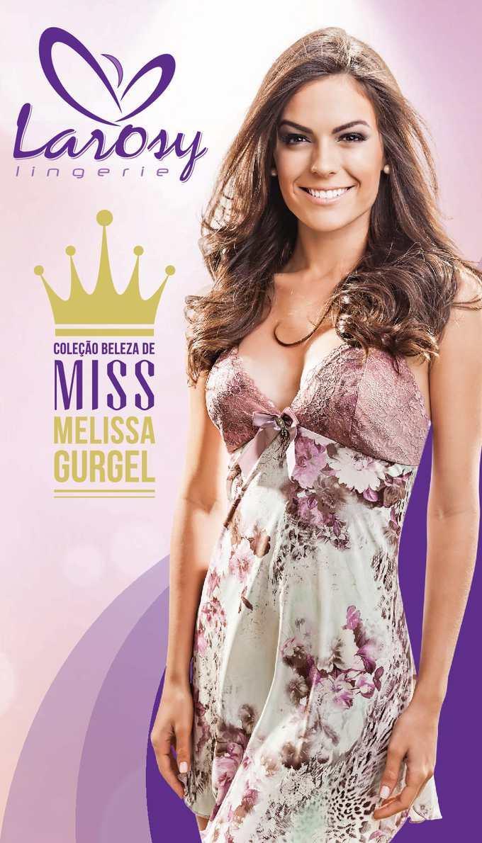 Coleção Beleza De Miss Larosy Lingerie
