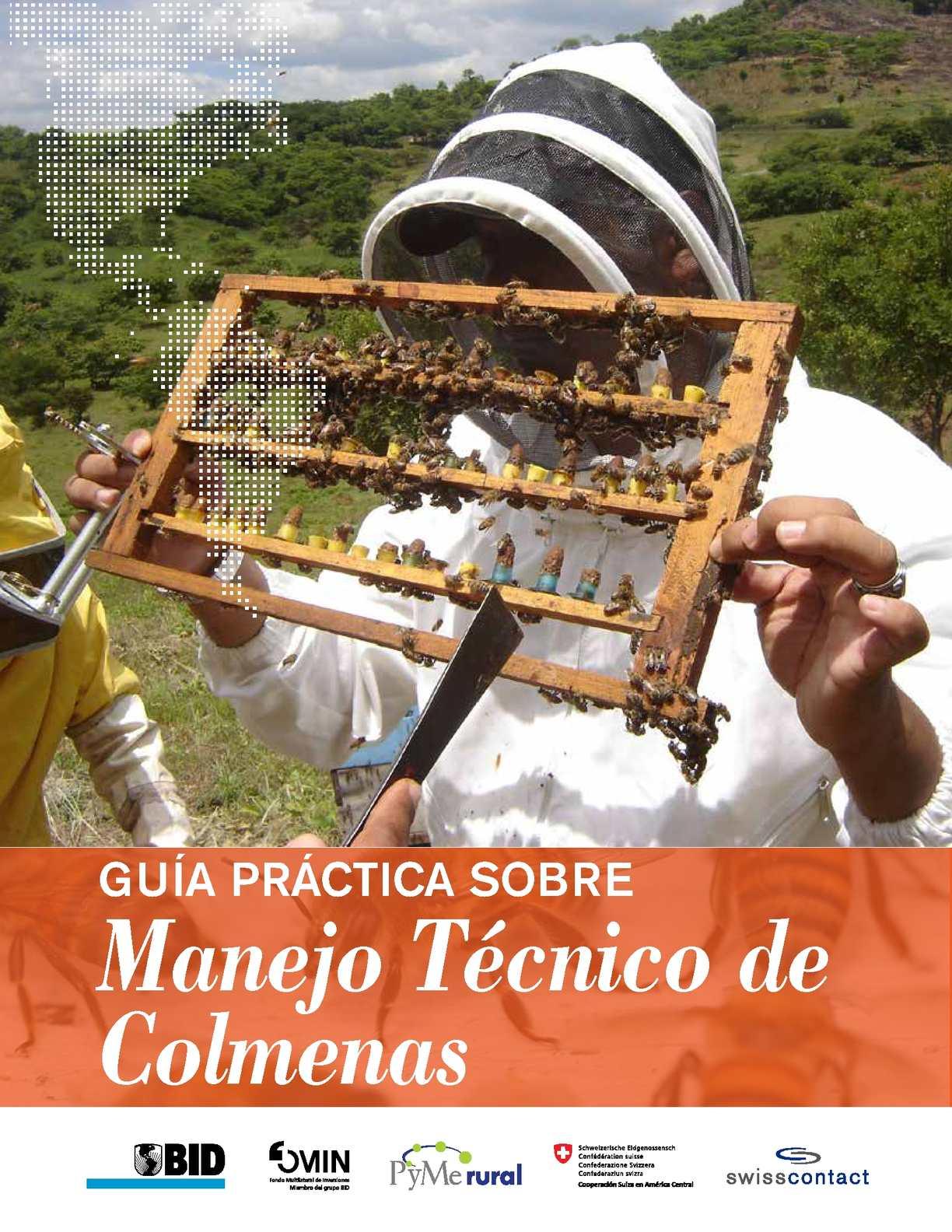 Calaméo - Manejo Tecnico De Colmenas