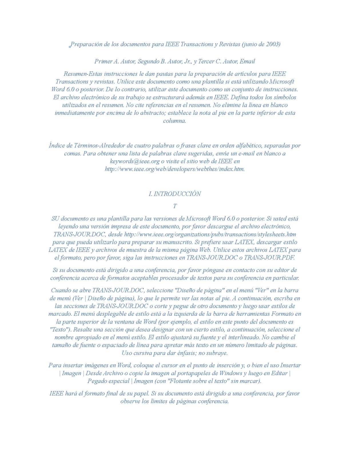 Calaméo - Normas IEEE