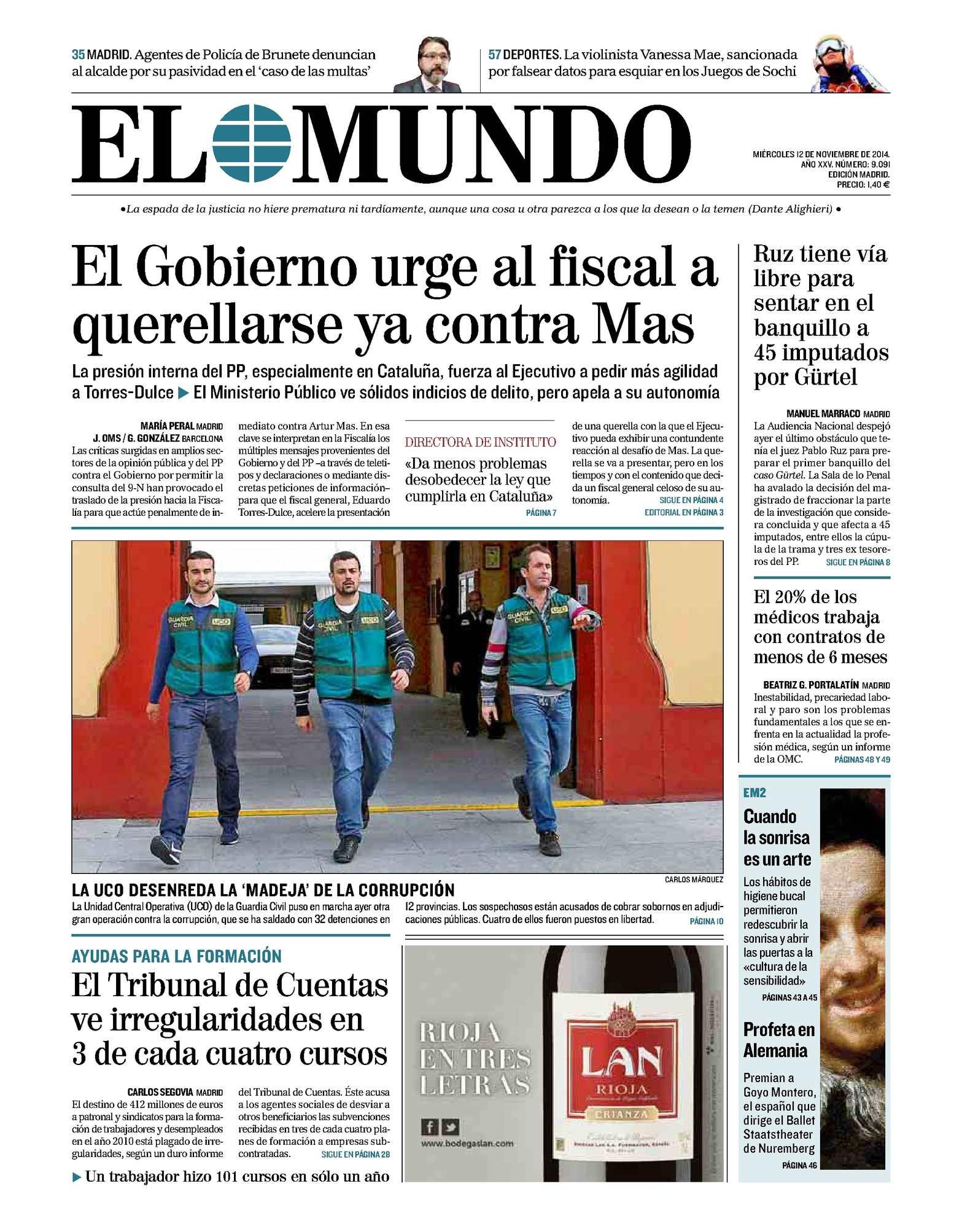 Calaméo - EL MUNDO 12 Noviembre 2014 0f0120d45f4cd