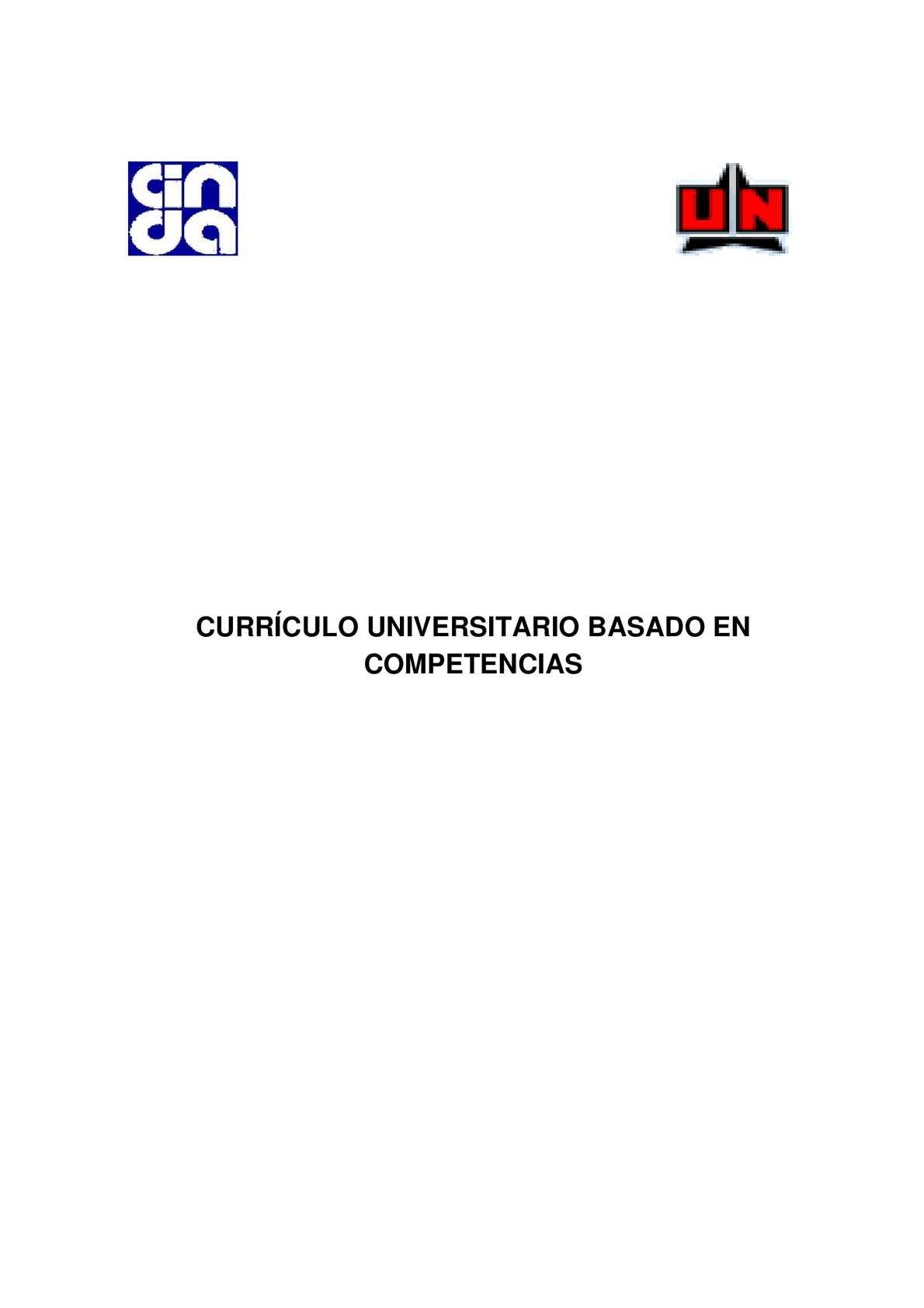 Calaméo - Currículo Universitario Basado En Competencias(1)