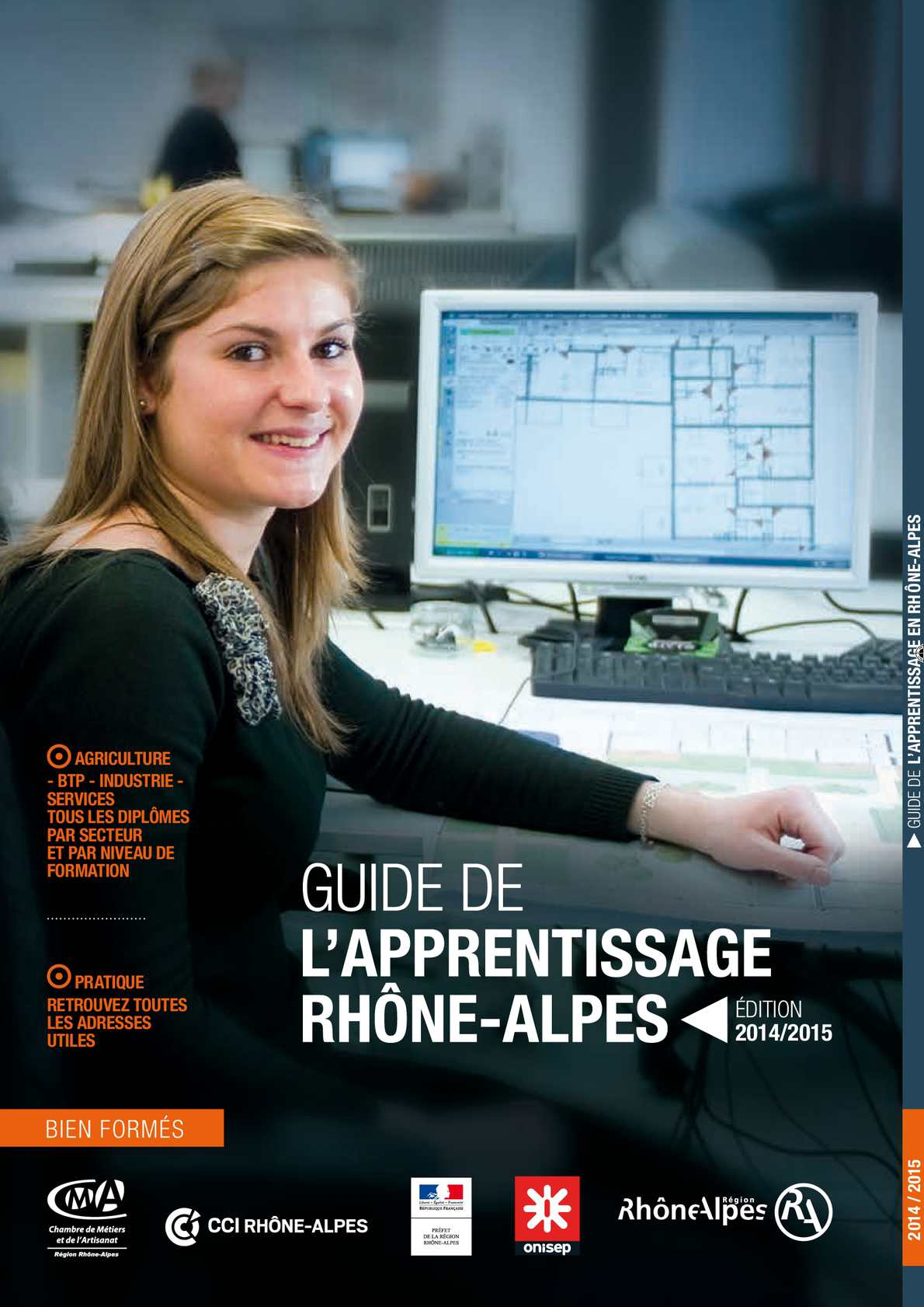 Calam o guide de l 39 apprentissage rentree 2014 rhone alpes for Chambre consulaire apprentissage