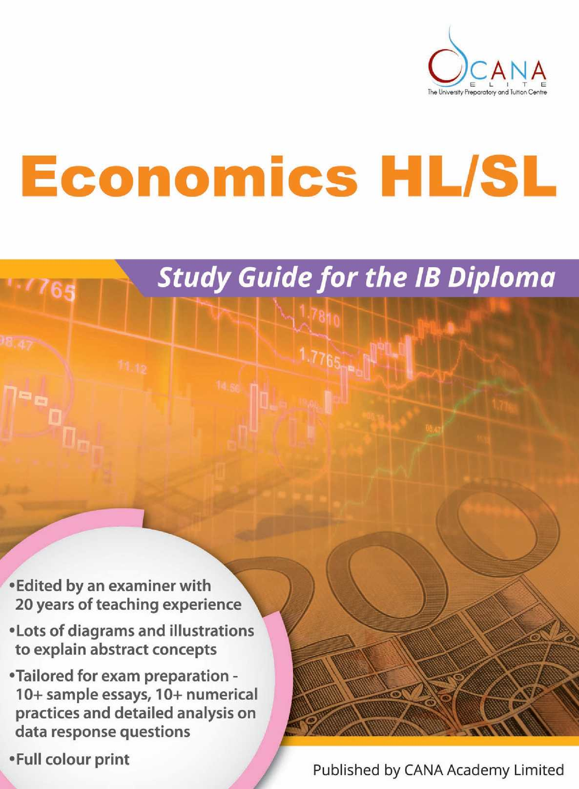 Cana Economics Study Guide (Preview)