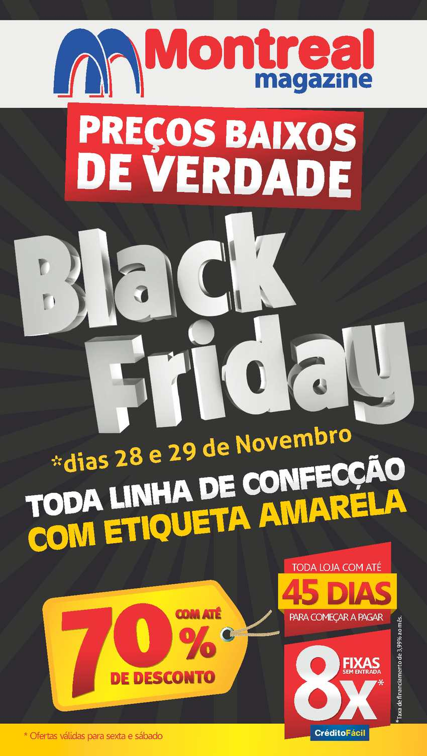 Black Friday Rede