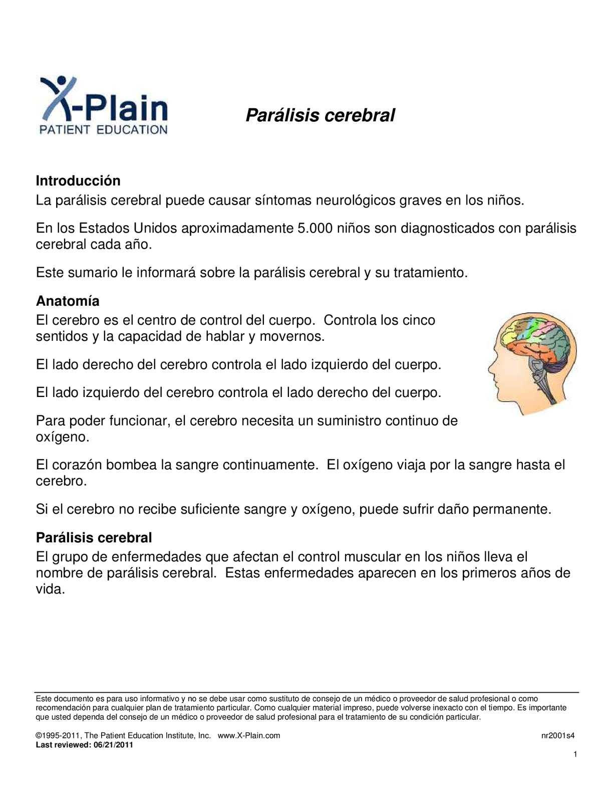 Calaméo - Parálisis Cerebral