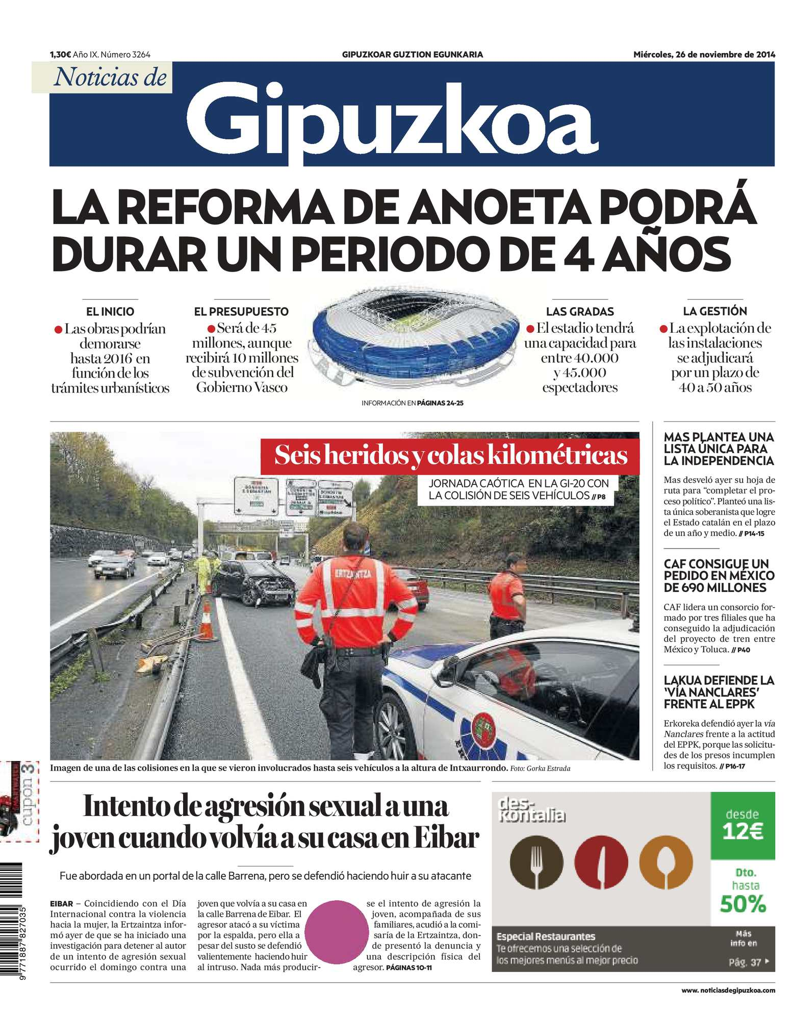 Calaméo - Noticias de Gipuzkoa 20141126 26ed2e2d62f