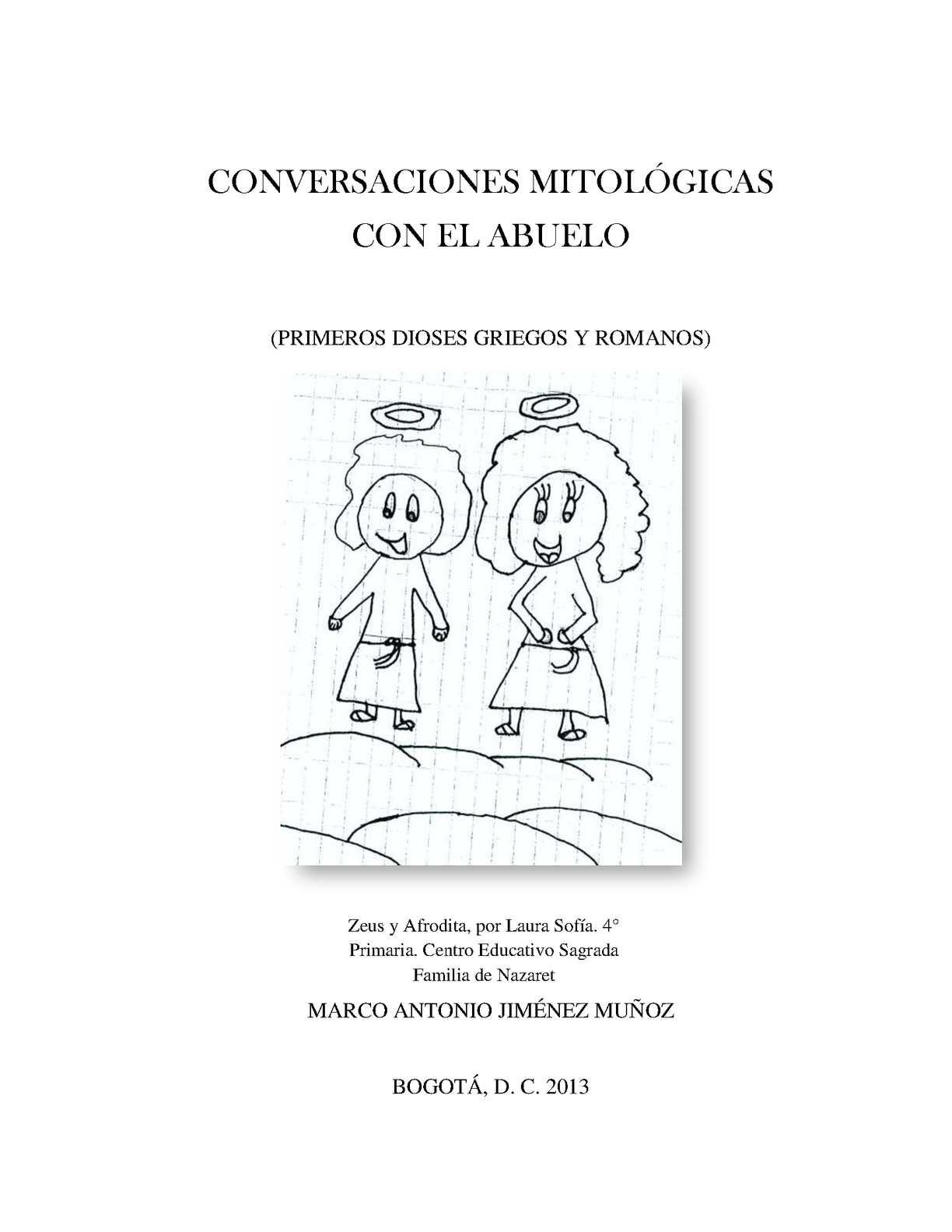 Calaméo - Libro De Mitología Definitivo Portada Marco A
