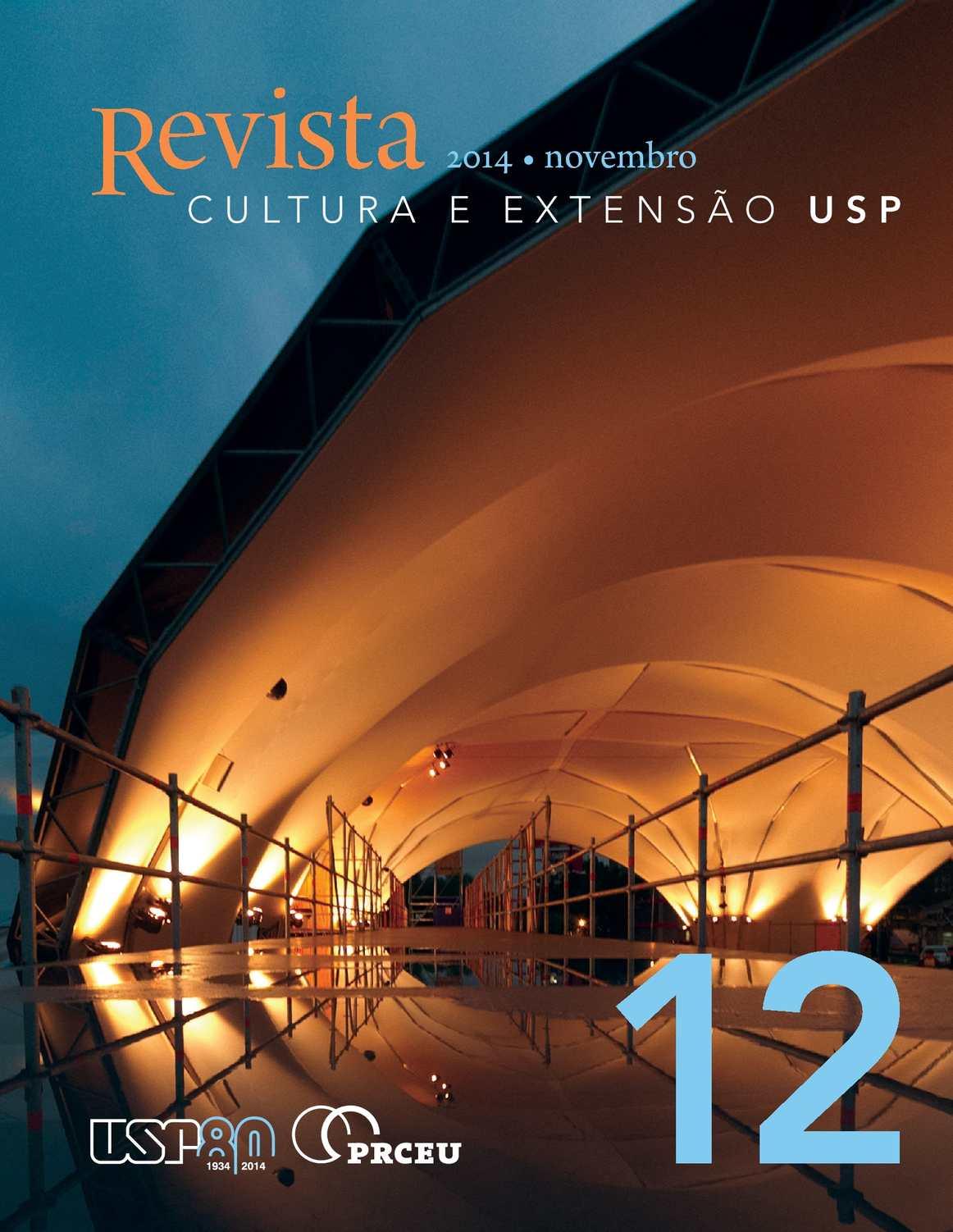 Revista Cultura e Extensão USP - Número 12