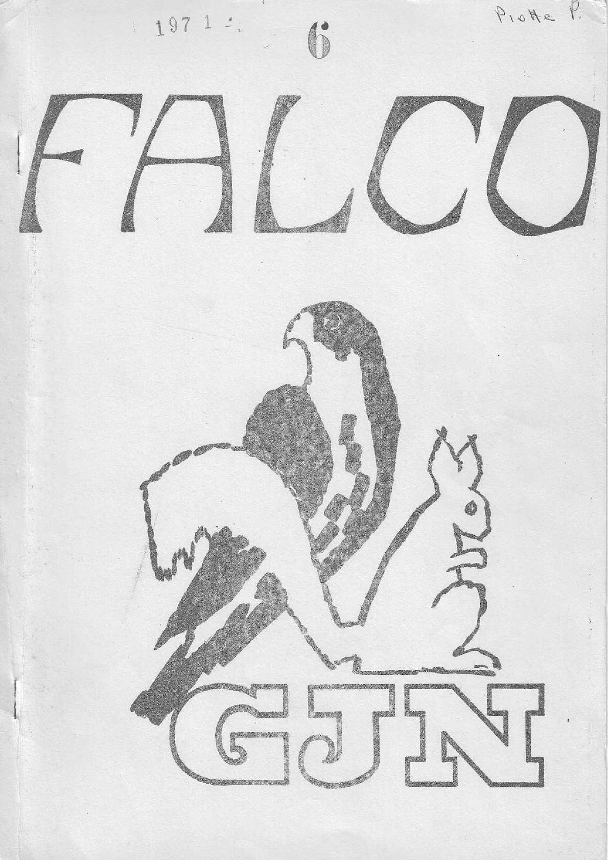 Falco 6 (1971).