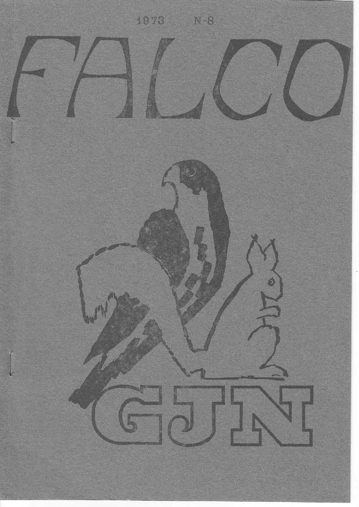 Falco 8 (1973).