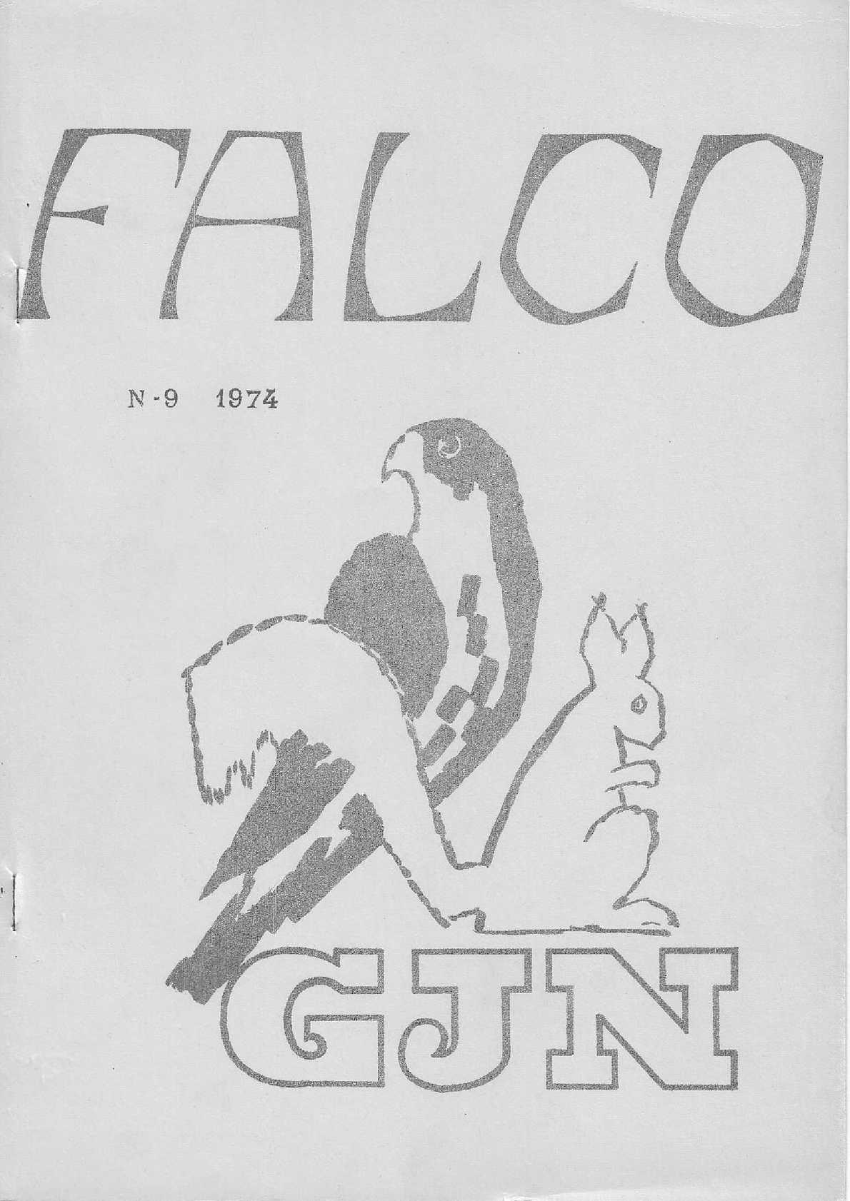 Falco 9 (1974).