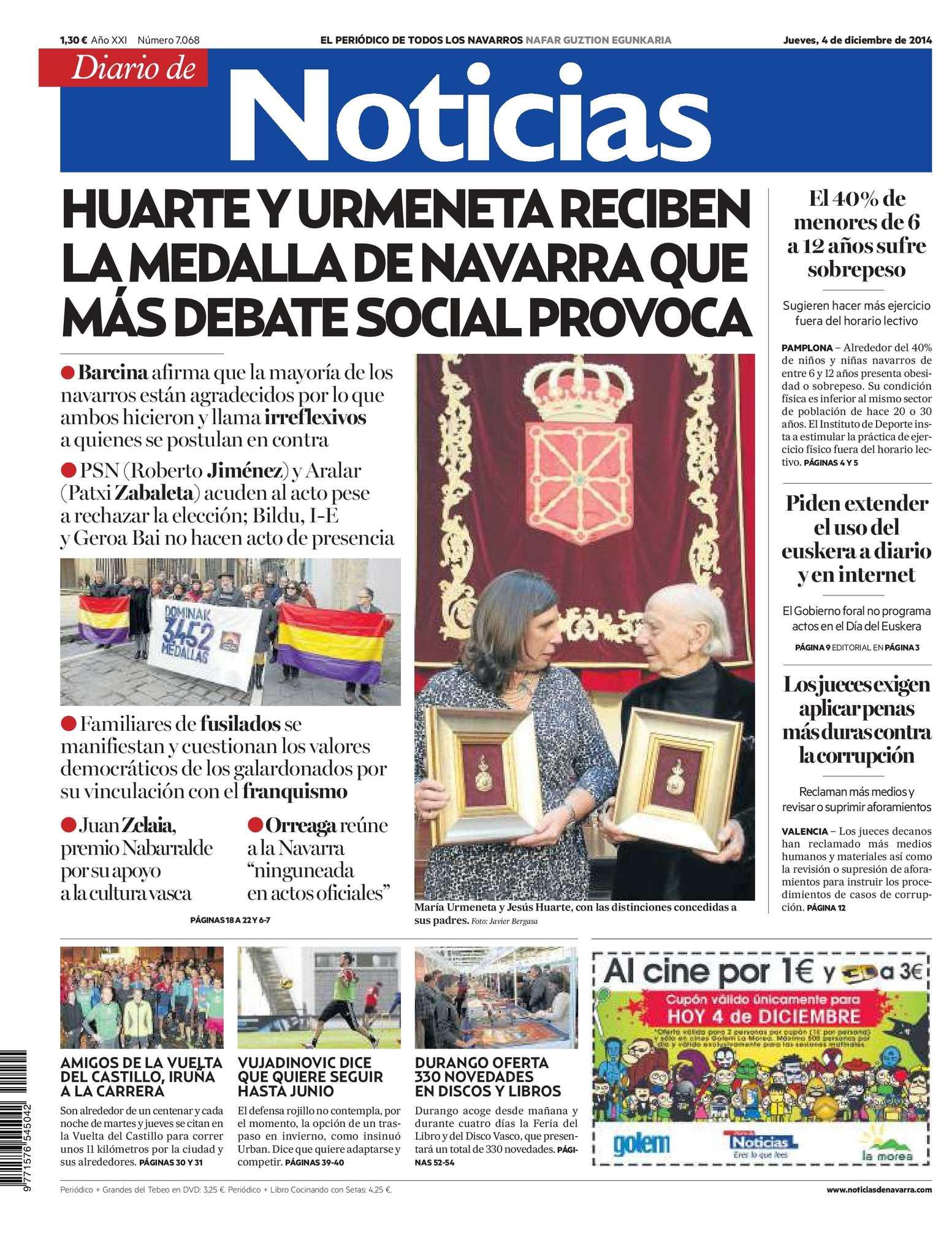 Calaméo - Diario de Noticias 20141204