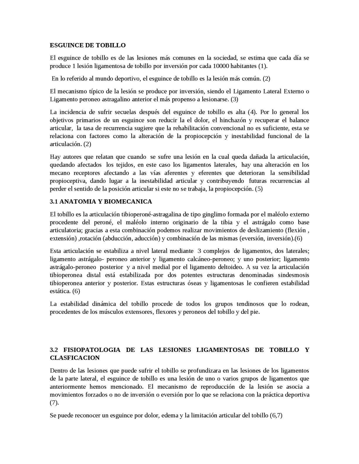 Calaméo - Los Efectos Del Entrenamiento Propioceptivo En El Esguince ...