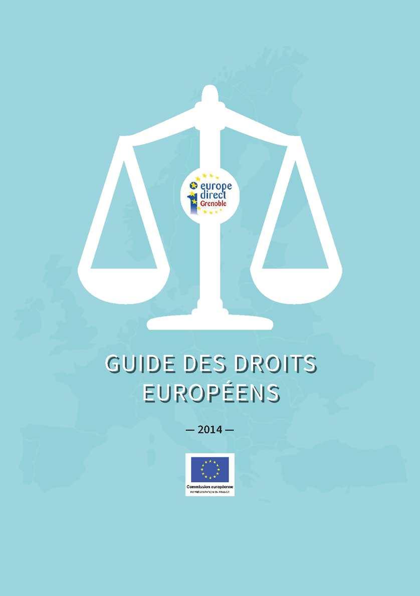 Guide Des Droits Européens Europe Direct