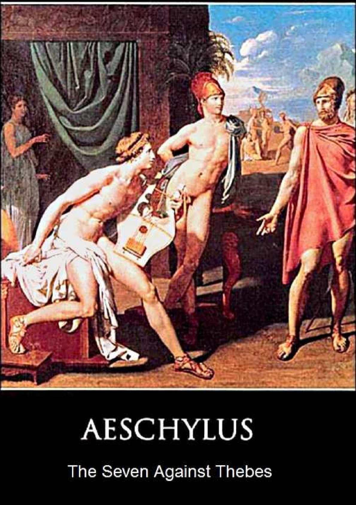 Aeschylus Essay Topics