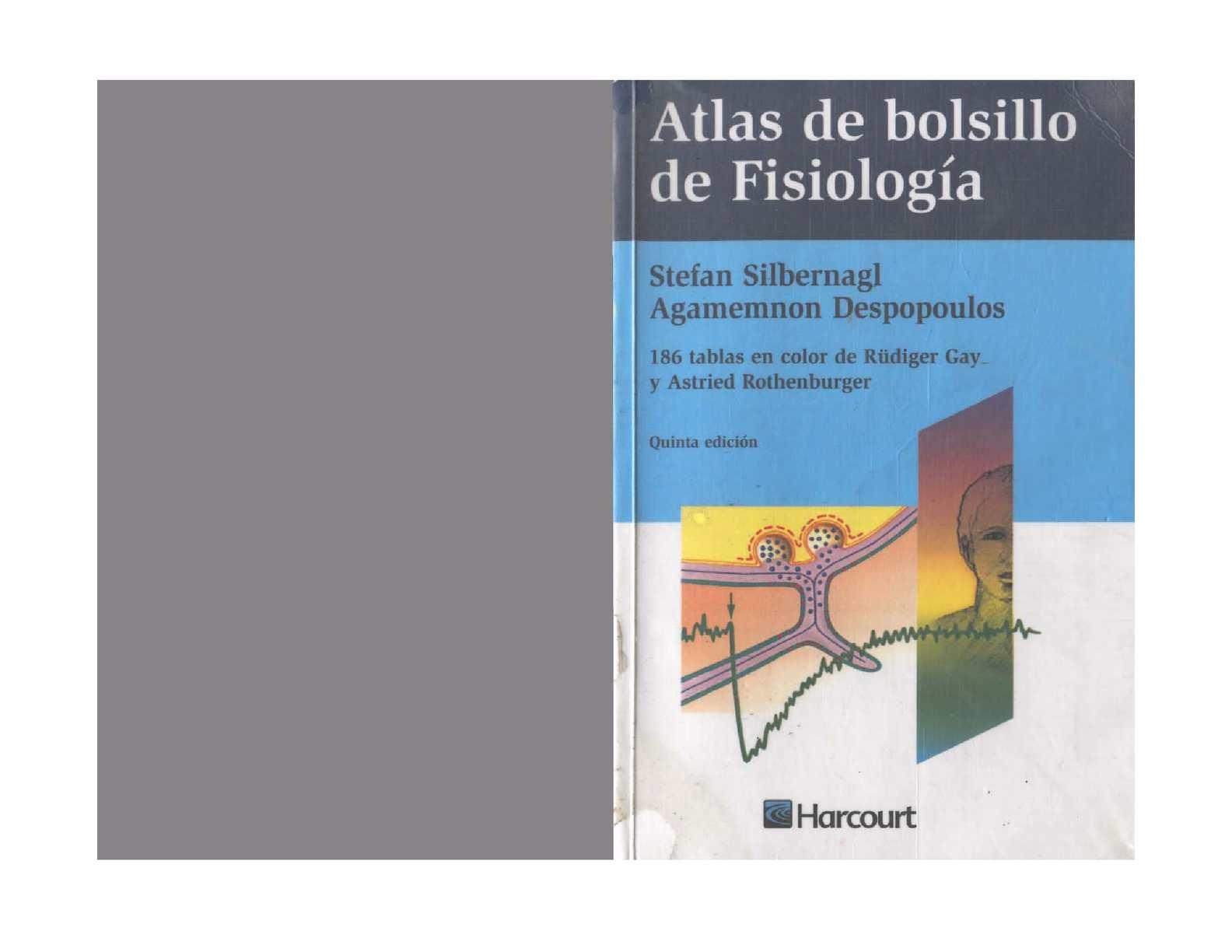 Calaméo - Atlas de Bolsillo De Fisiologia