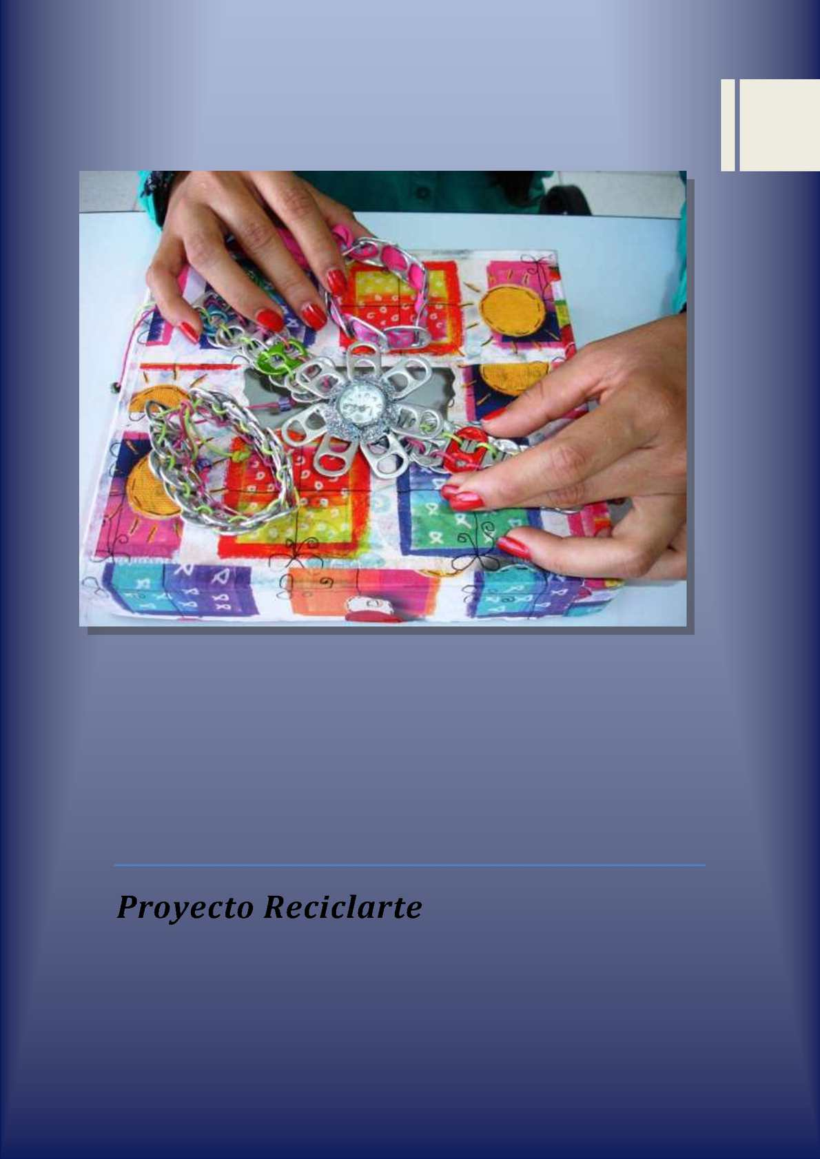 Proyecto Reciclarte