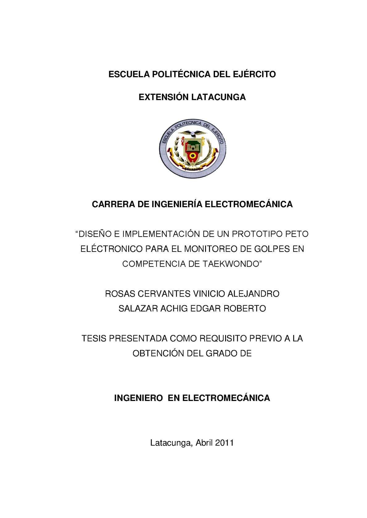 Calaméo - Tesis ELECTRO