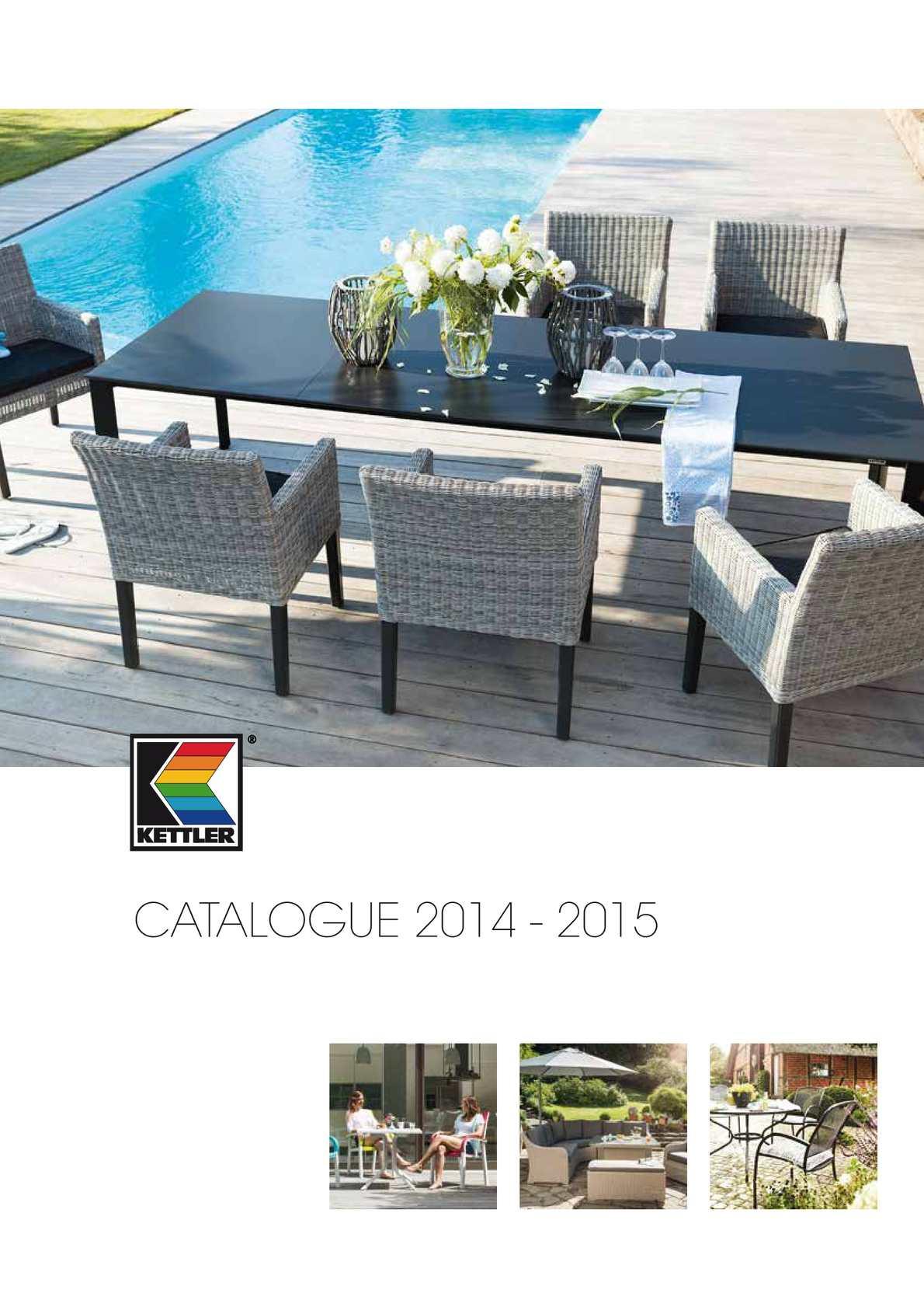 Calaméo - Catalogue kettler 2014-2015