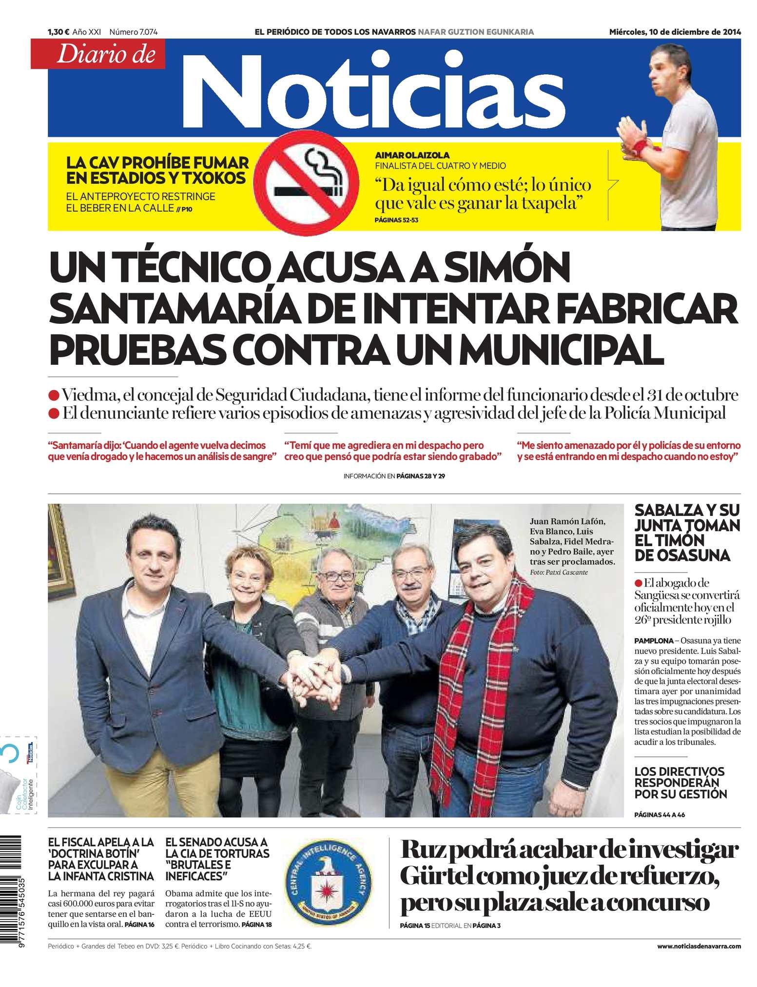 Calaméo - Diario de Noticias 20141210