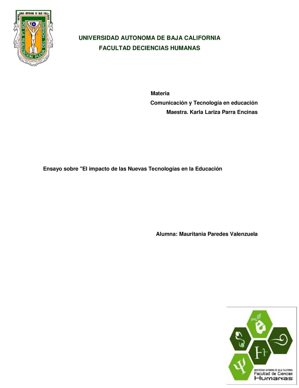 Calaméo - El Impacto De Las Nuevas Tecnologias En La Educacion - photo#3