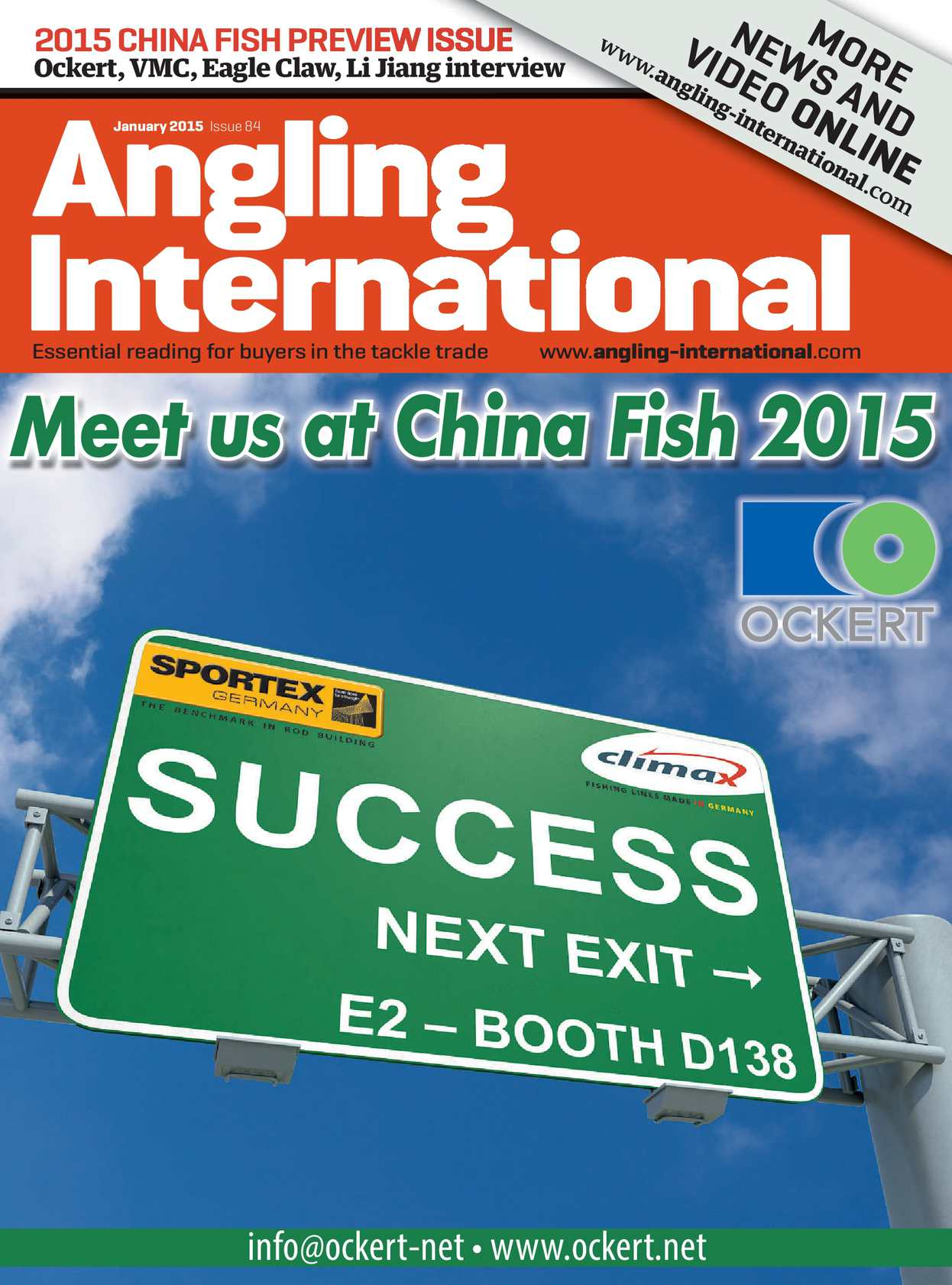 8de0728410 Calaméo - Angling International - January 2015 - Issue 84