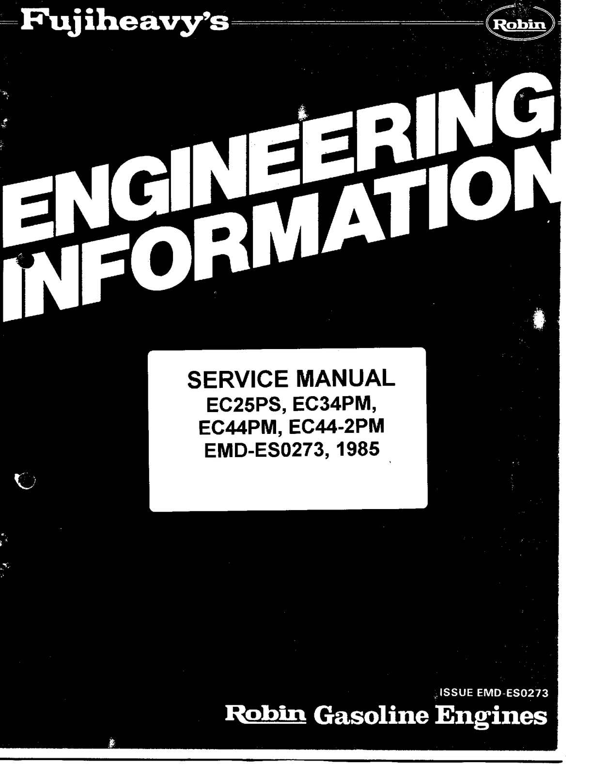 Robin Engine Manual One Word Quickstart Guide Book 126cc 5hp Subaru Diagram Calam O Ec25 Service Rh Calameo Com Ey20d Eh29c