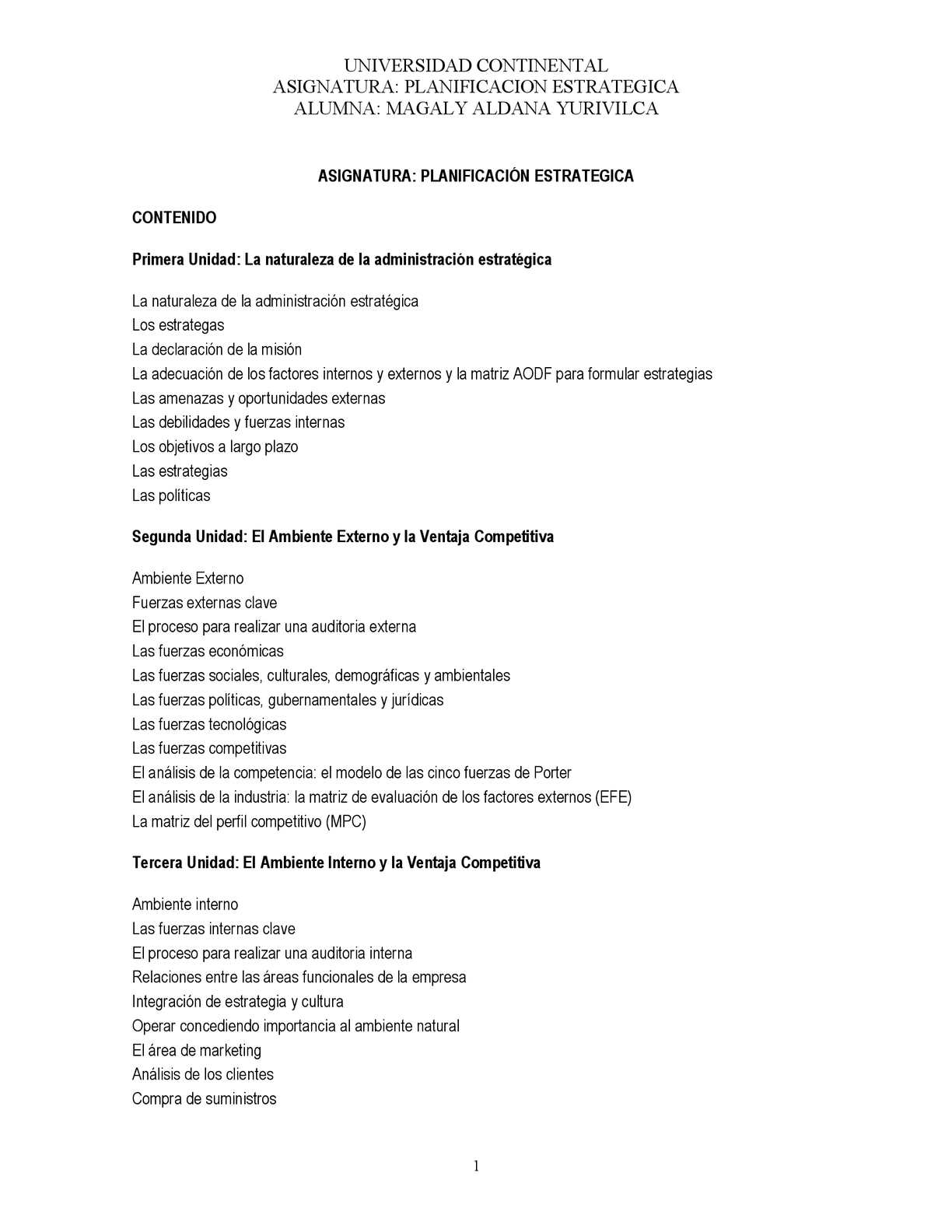 Calaméo - Trabajo Planeamiento Estratégico