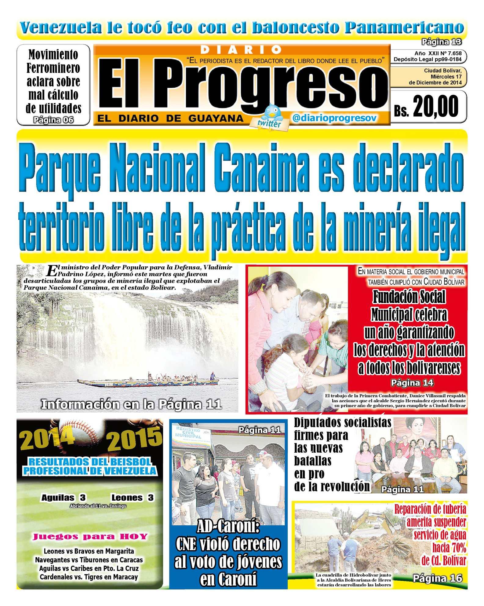 Calaméo - DiarioelprogresoEDICIÓNDIGITAL 17-12-2014 ea6e62071a2