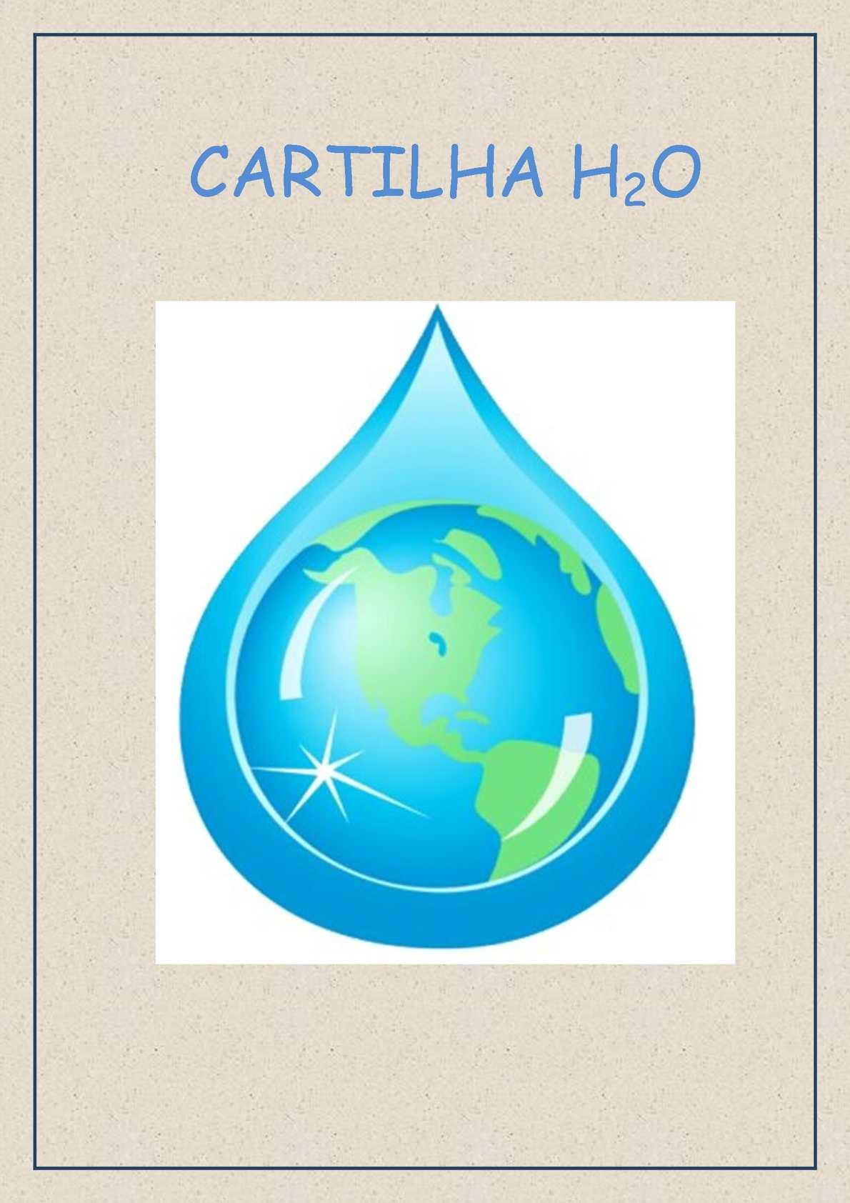 Cartilha H2o