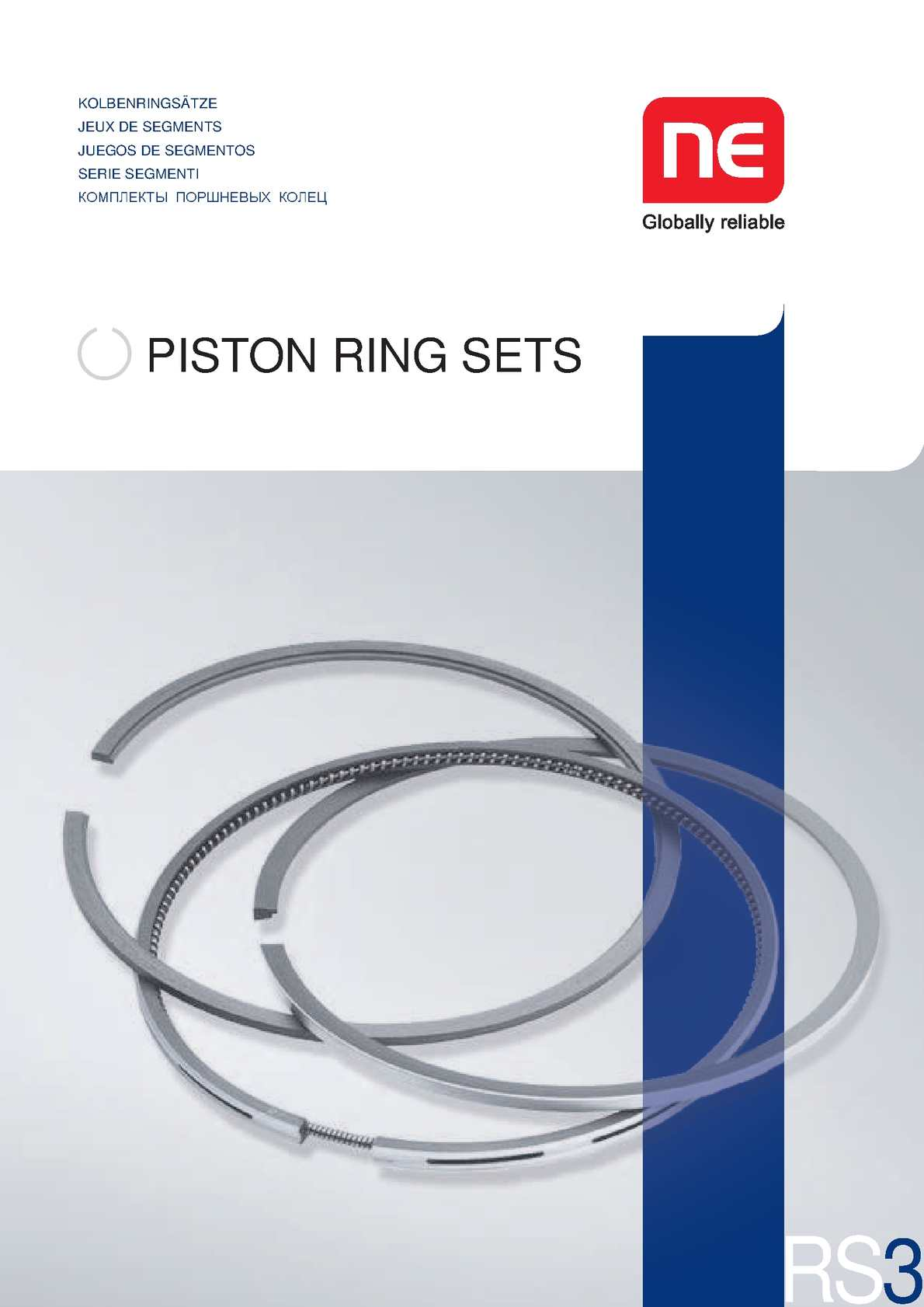 M Piston Ring Set
