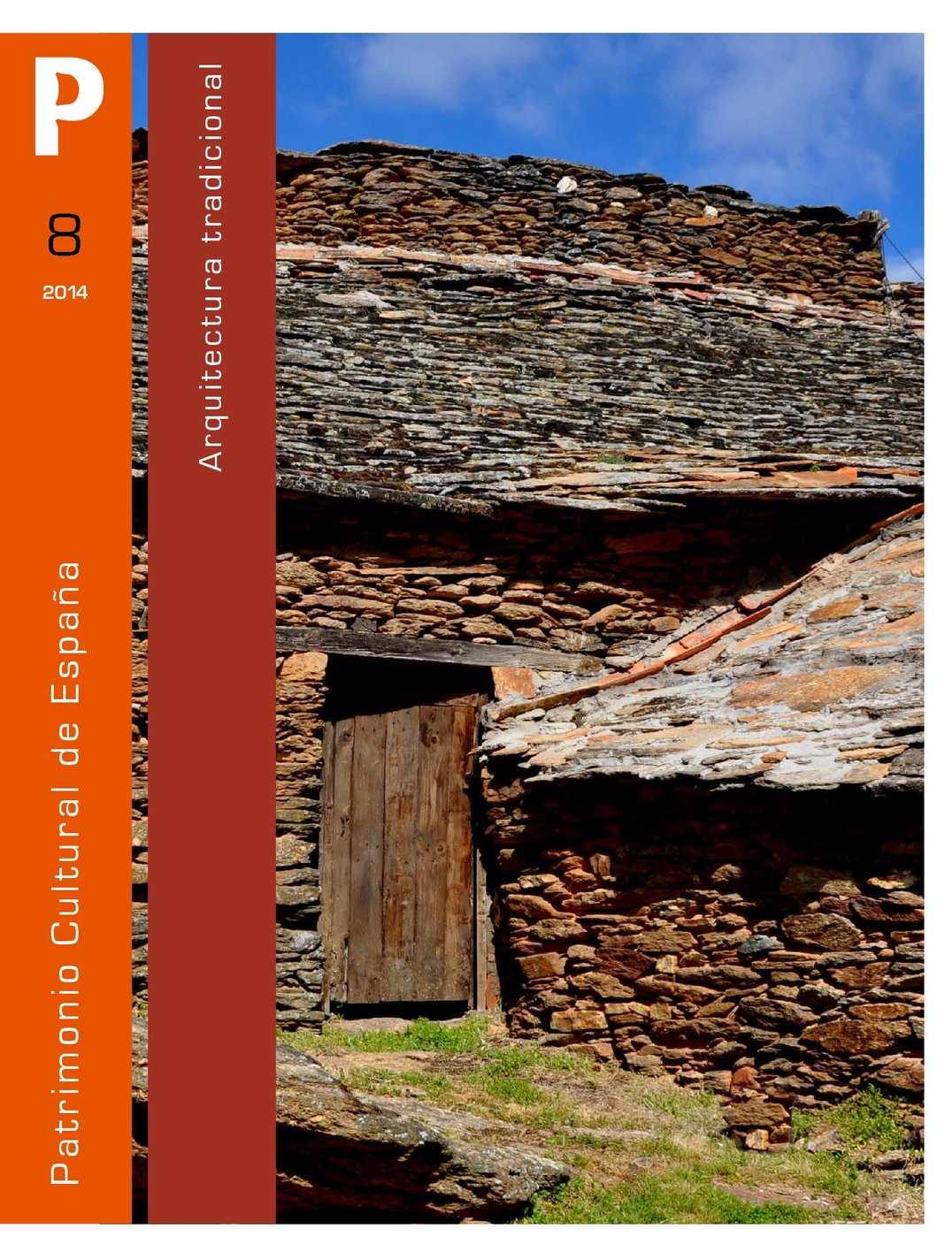 Calaméo - Patrimonio Cultural de España f49d1e7037f