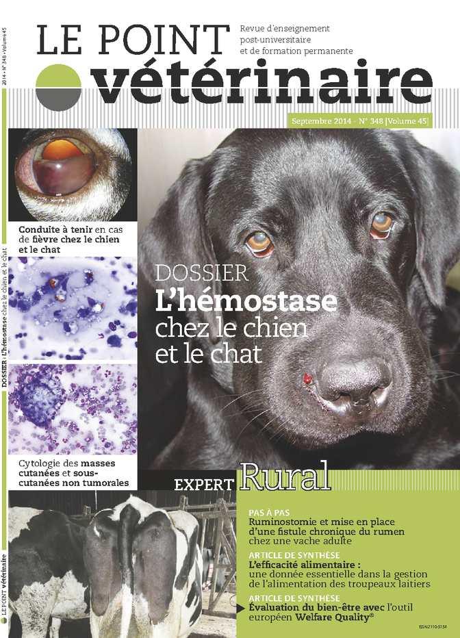liquide tumoral chien