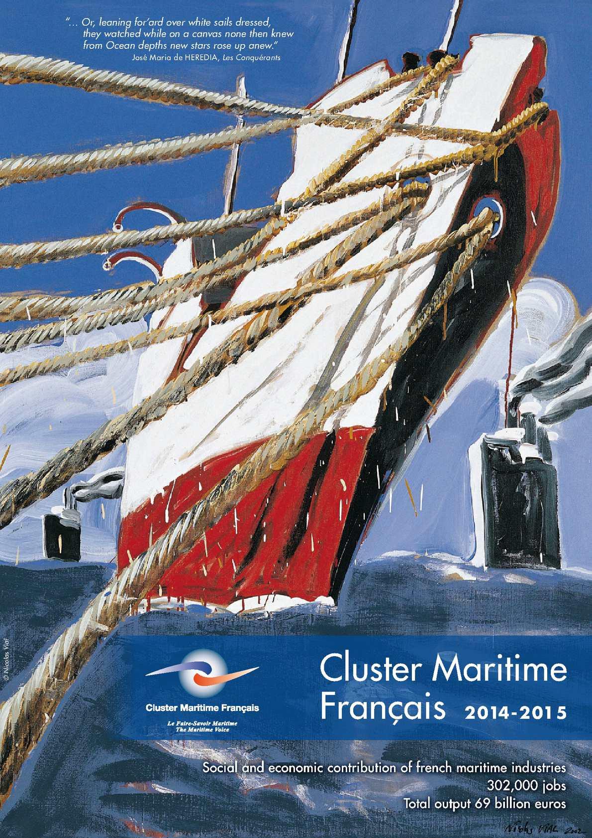 Calamo Cluster Maritime Franais Brochure 2014 2015 English War Pirate Ship Likewise Rms Titanic Sinking On Tall Diagram Version