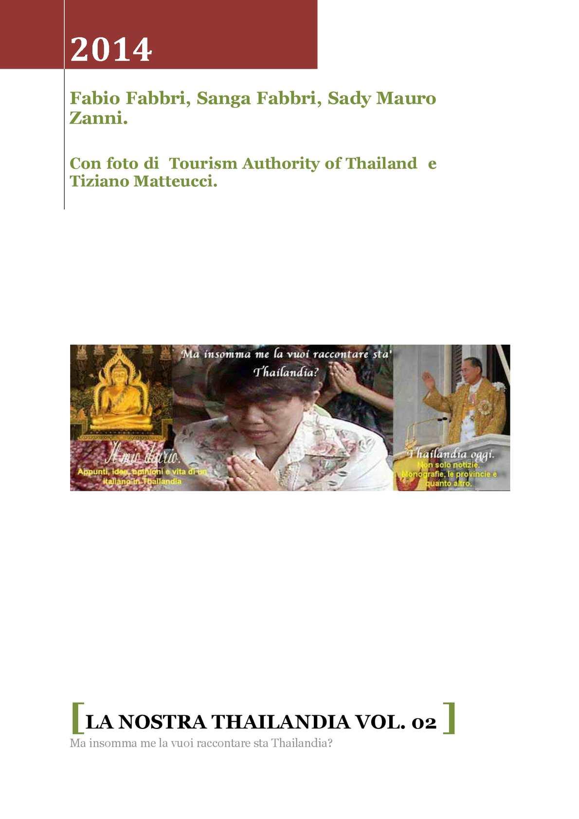 dc45feb12a8fd Calaméo - La nostra Thailandia volume II