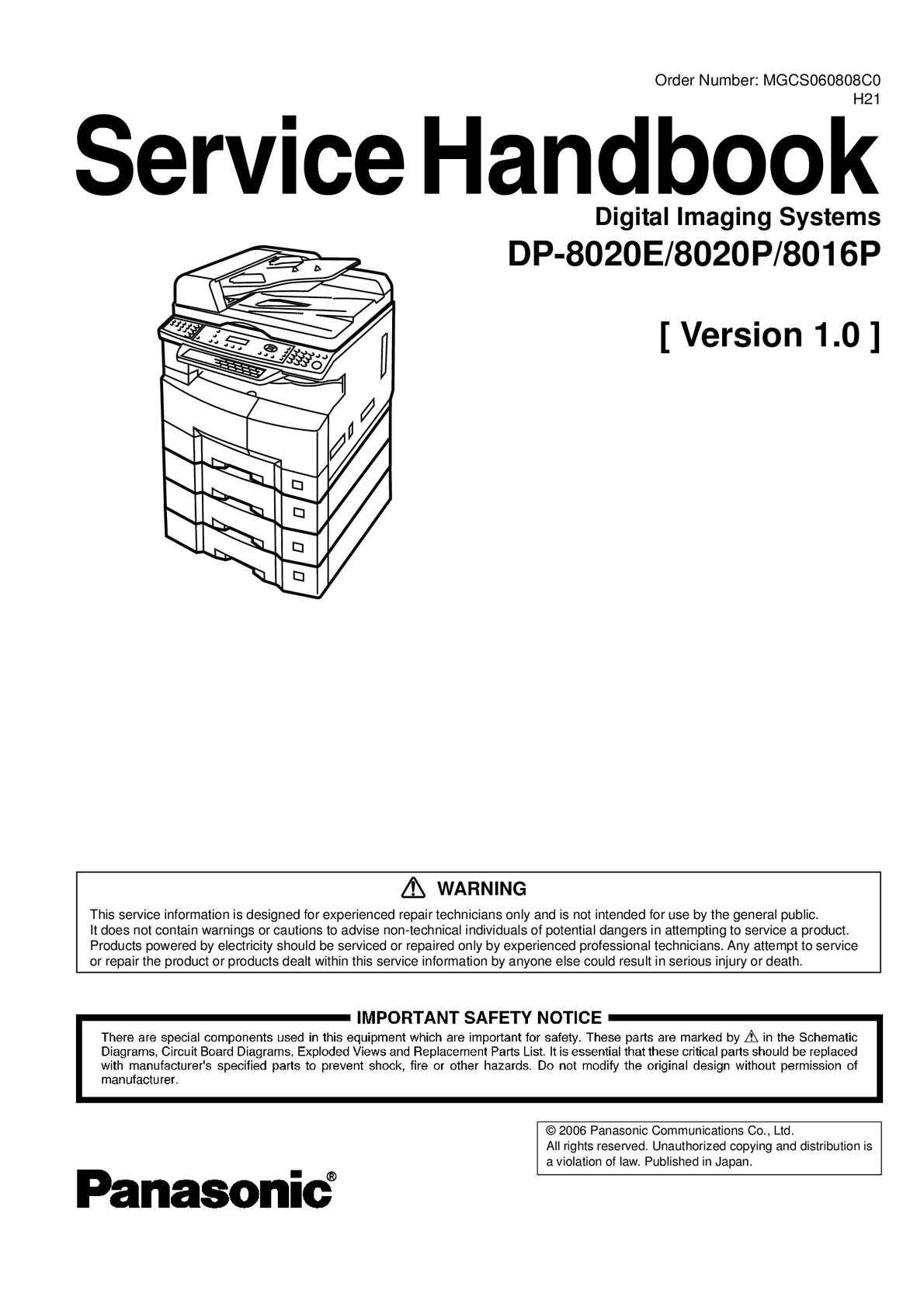 Calamo Dp 8020 E8020p 8016 Sm Lb75 Wiring Diagram