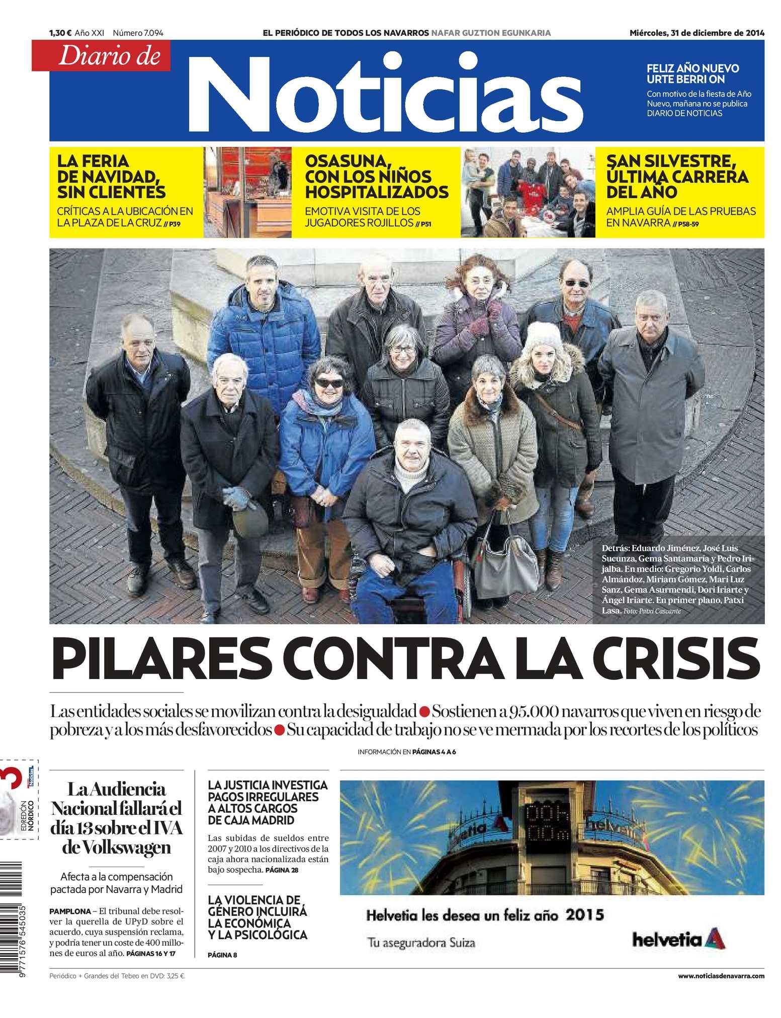 Calaméo - Diario de Noticias 20141231