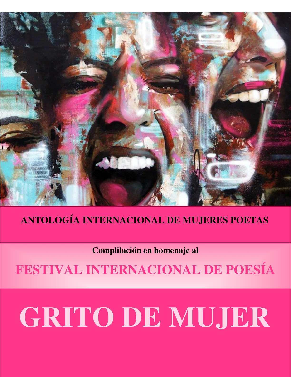 Calaméo - Antología Homenaje al Festival Internacional de Poesía ...