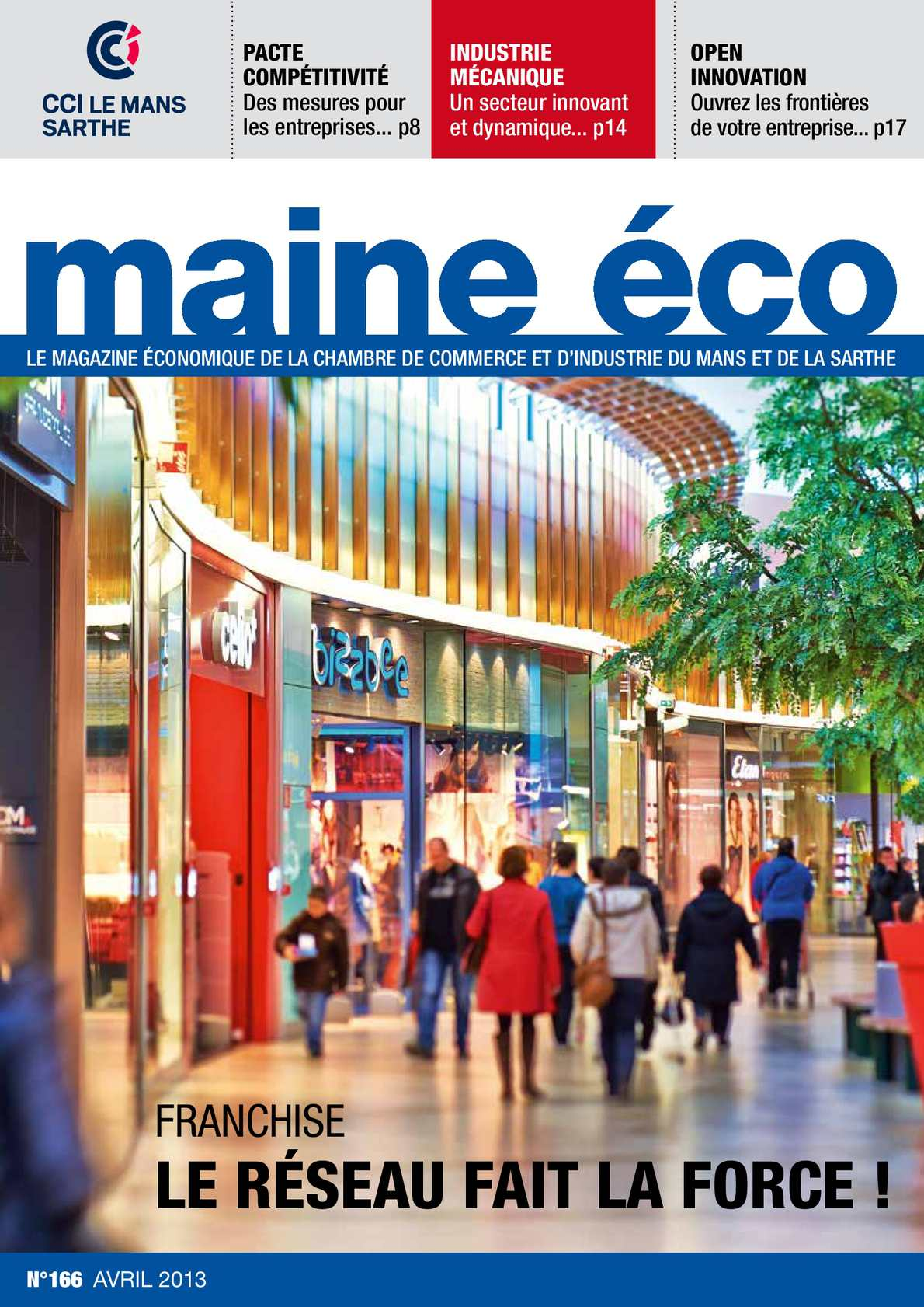 Calaméo Maine Eco pages Web