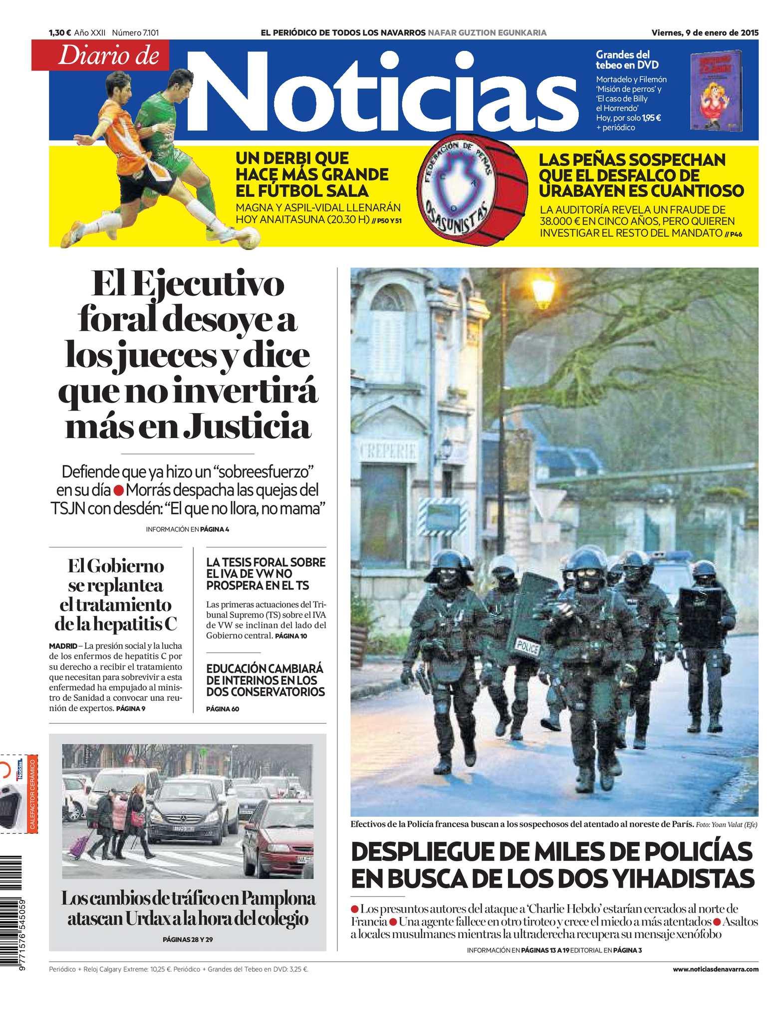 Calaméo - Diario de Noticias 20150109