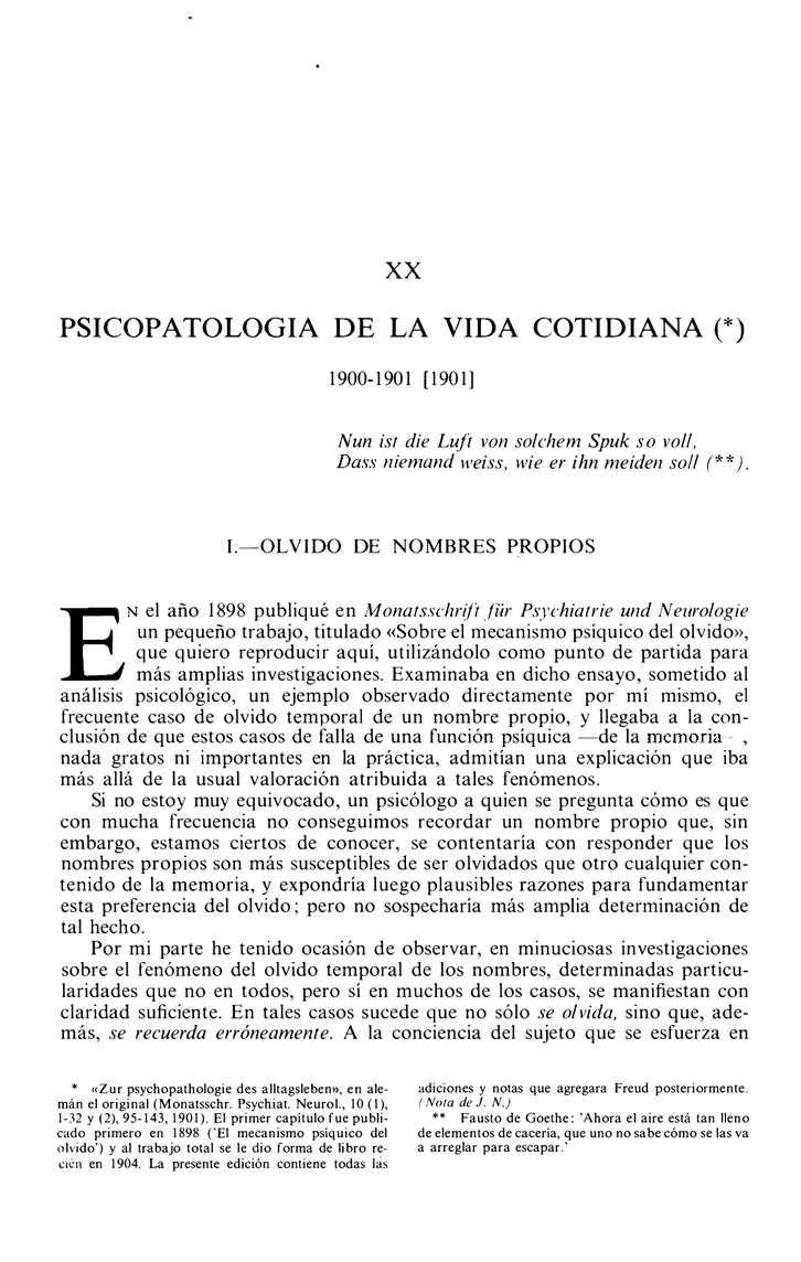Calaméo - 13_SIGMUND FREUD Psicopatologia Cotidiana
