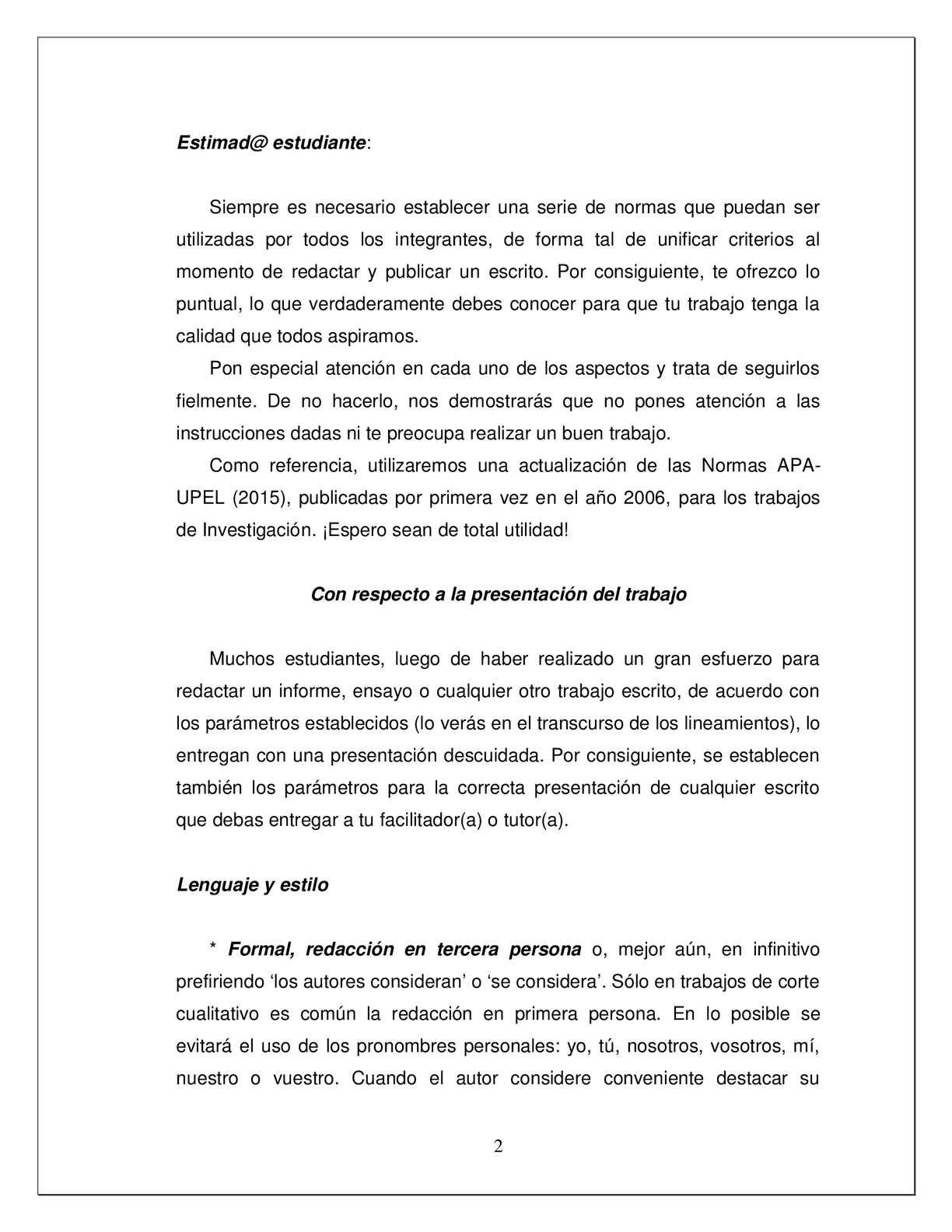 Normas Apa Upel 2015 CALAMEO Downloader