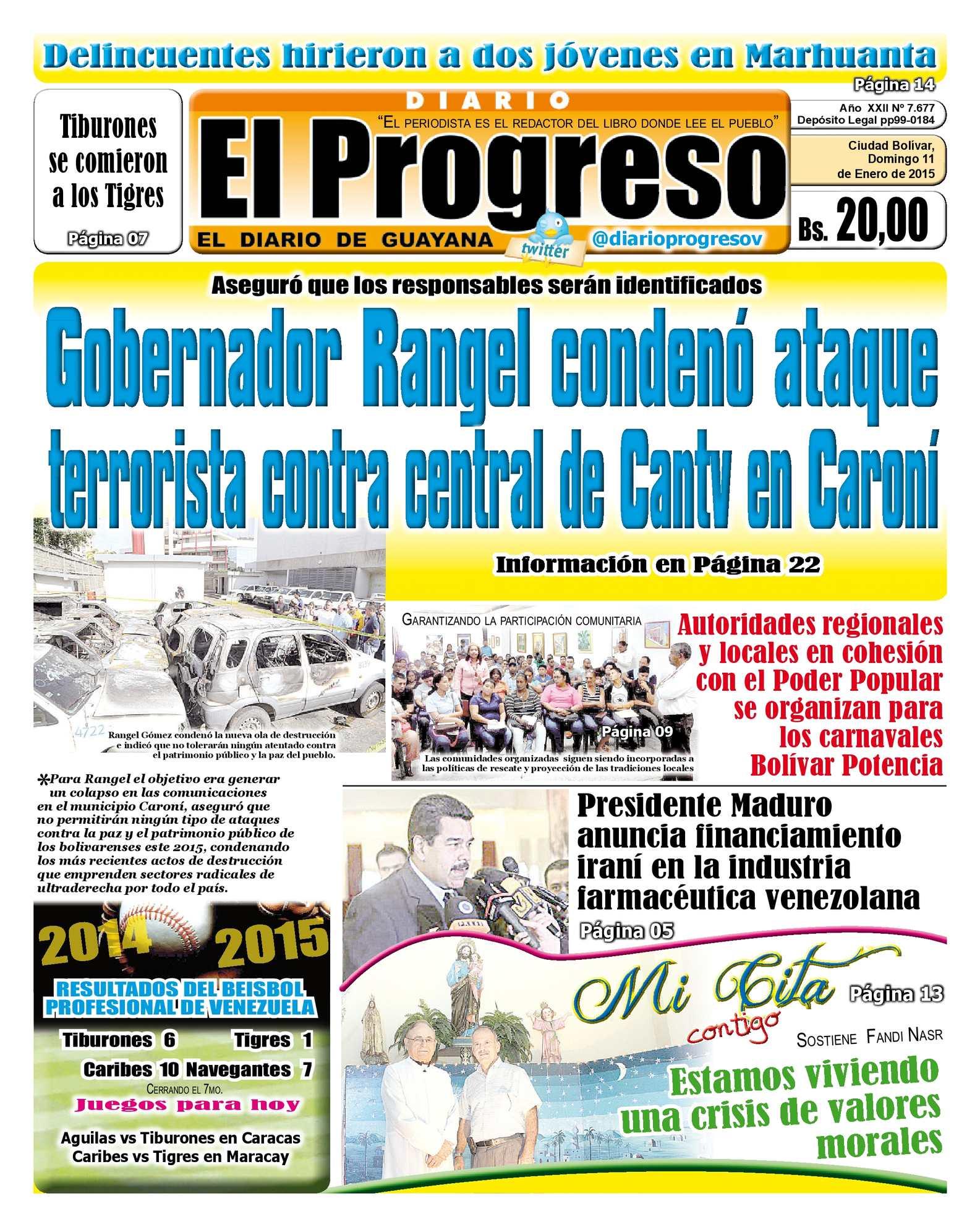 Calaméo - DiarioelprogresoEDICIÓNDIGITAL 11-01-2015