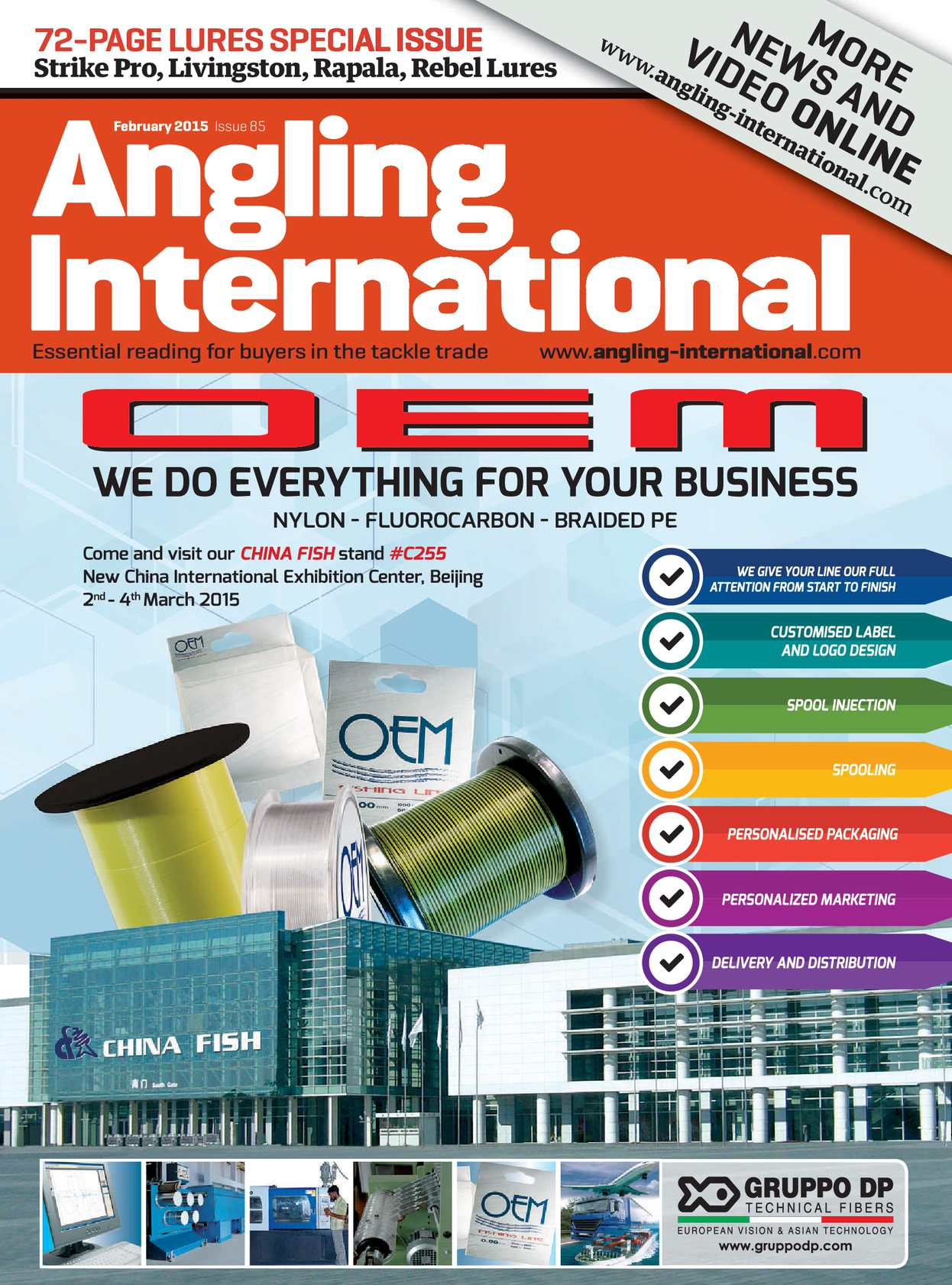 51d0bf41d8 Calaméo - Angling International - February 2015 - Issue 85