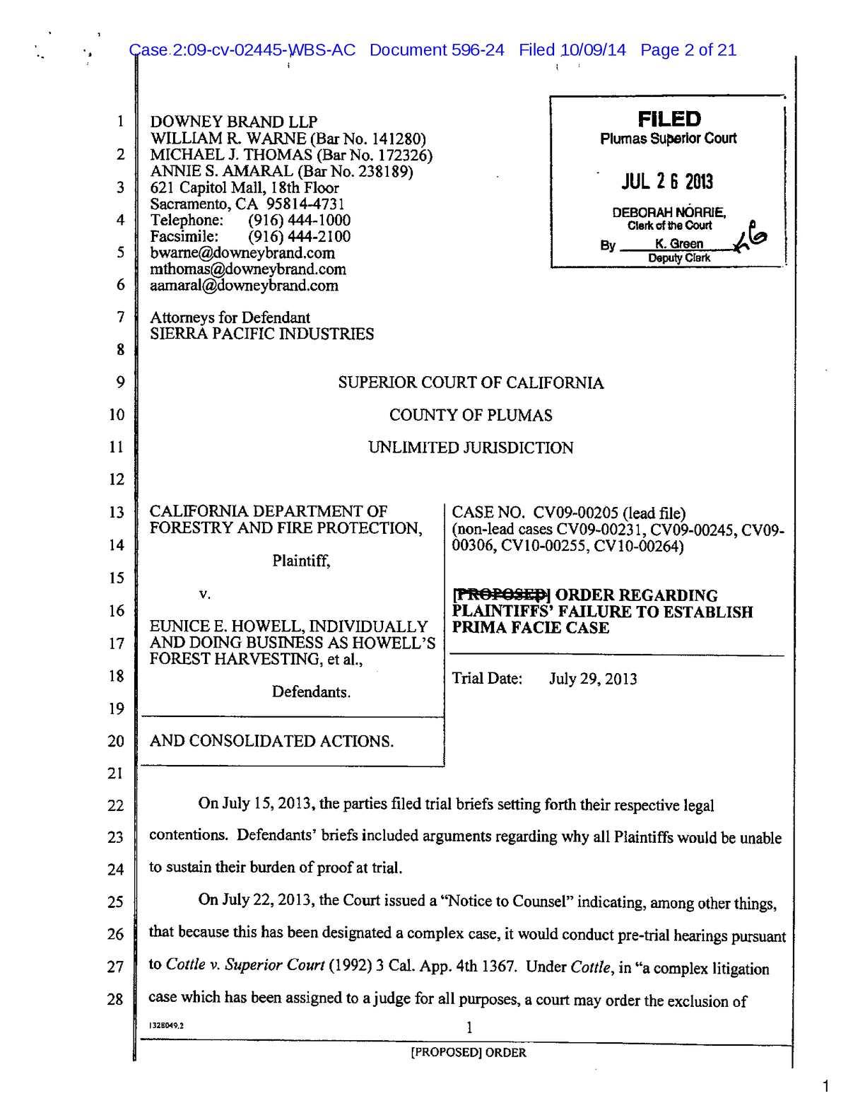 calaméo - sacramento federal court corruption catalog judge