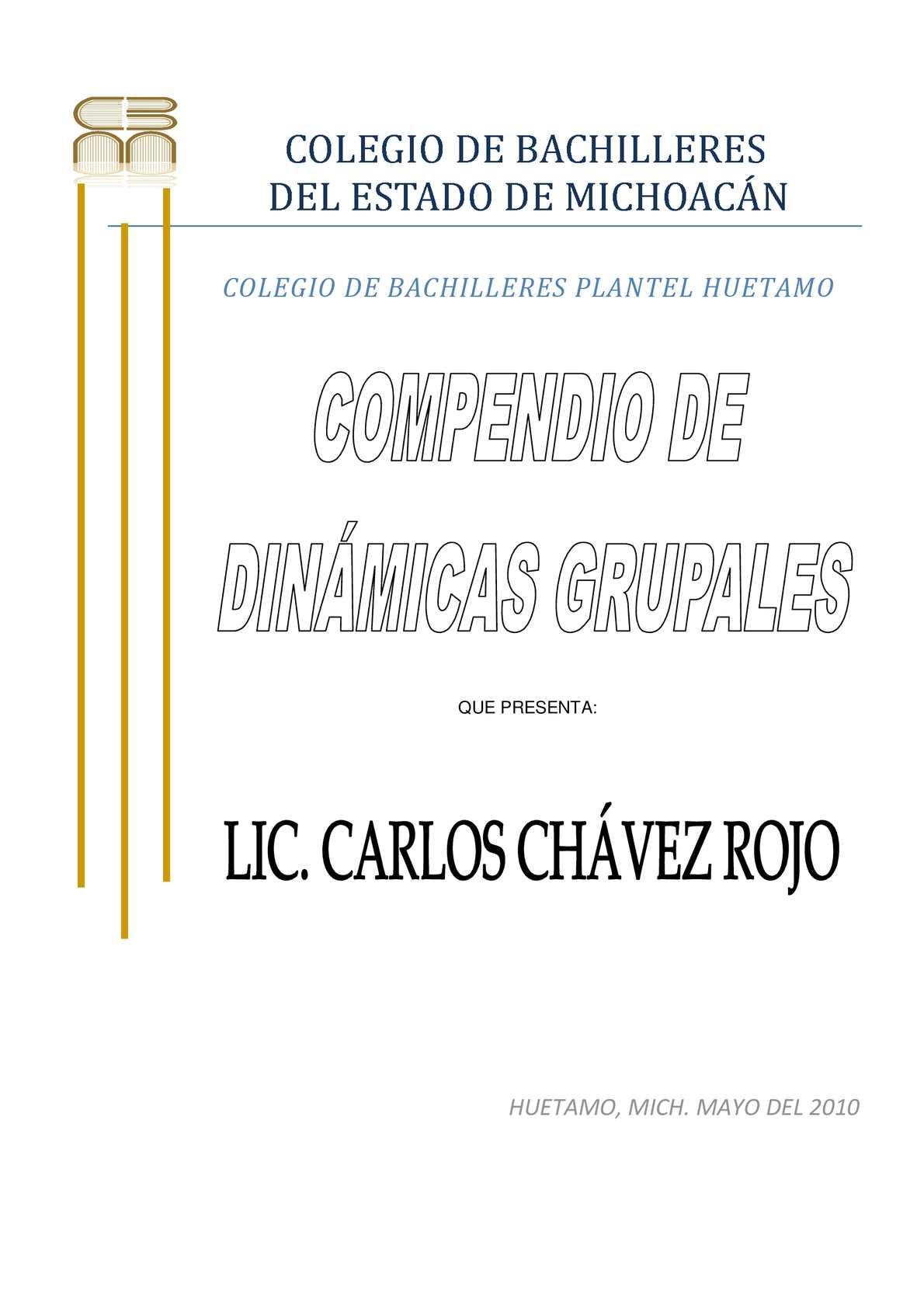 Calaméo - Compendio De Dinamicas Completo
