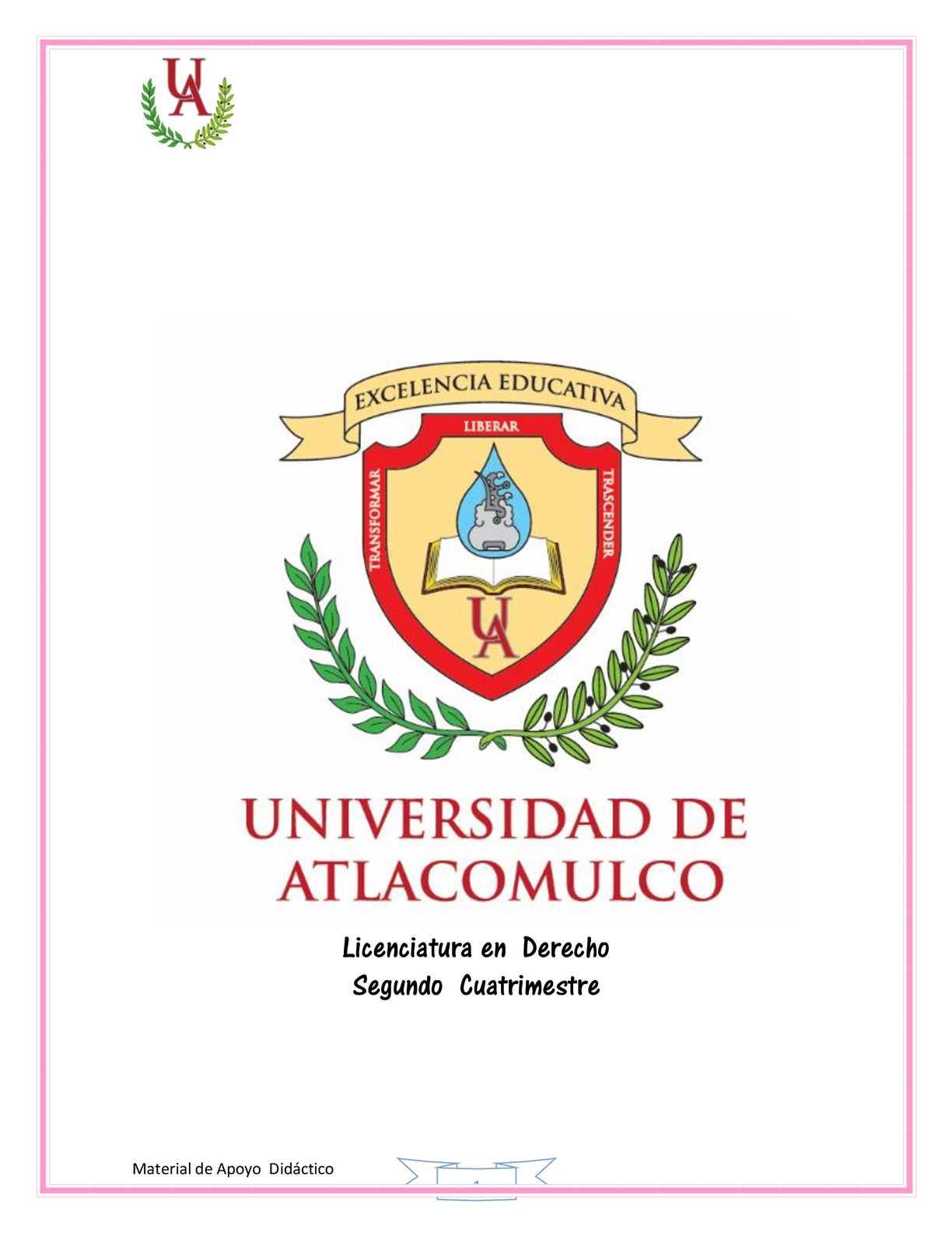 Licenciatura En Derecho Derechos Reales Y Sucesorio